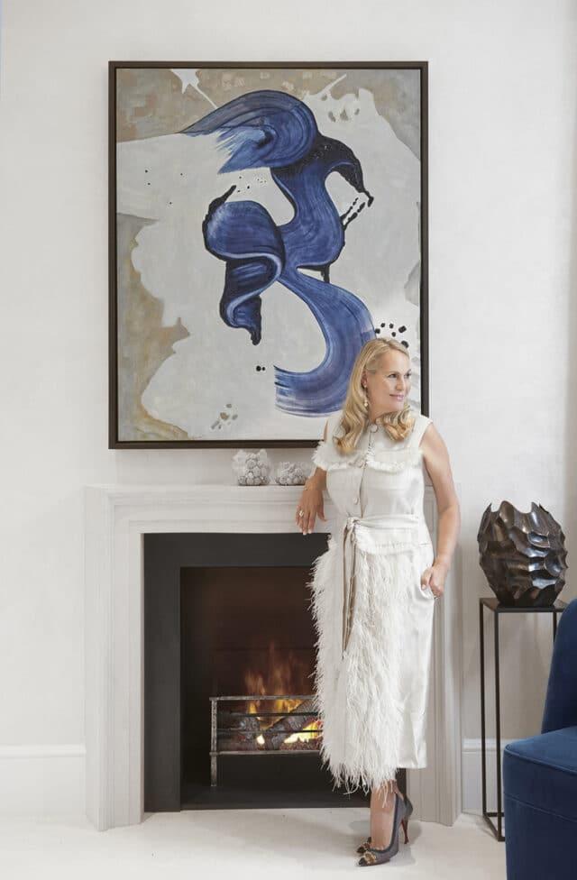 Luxury interior designer Katharine Pooley