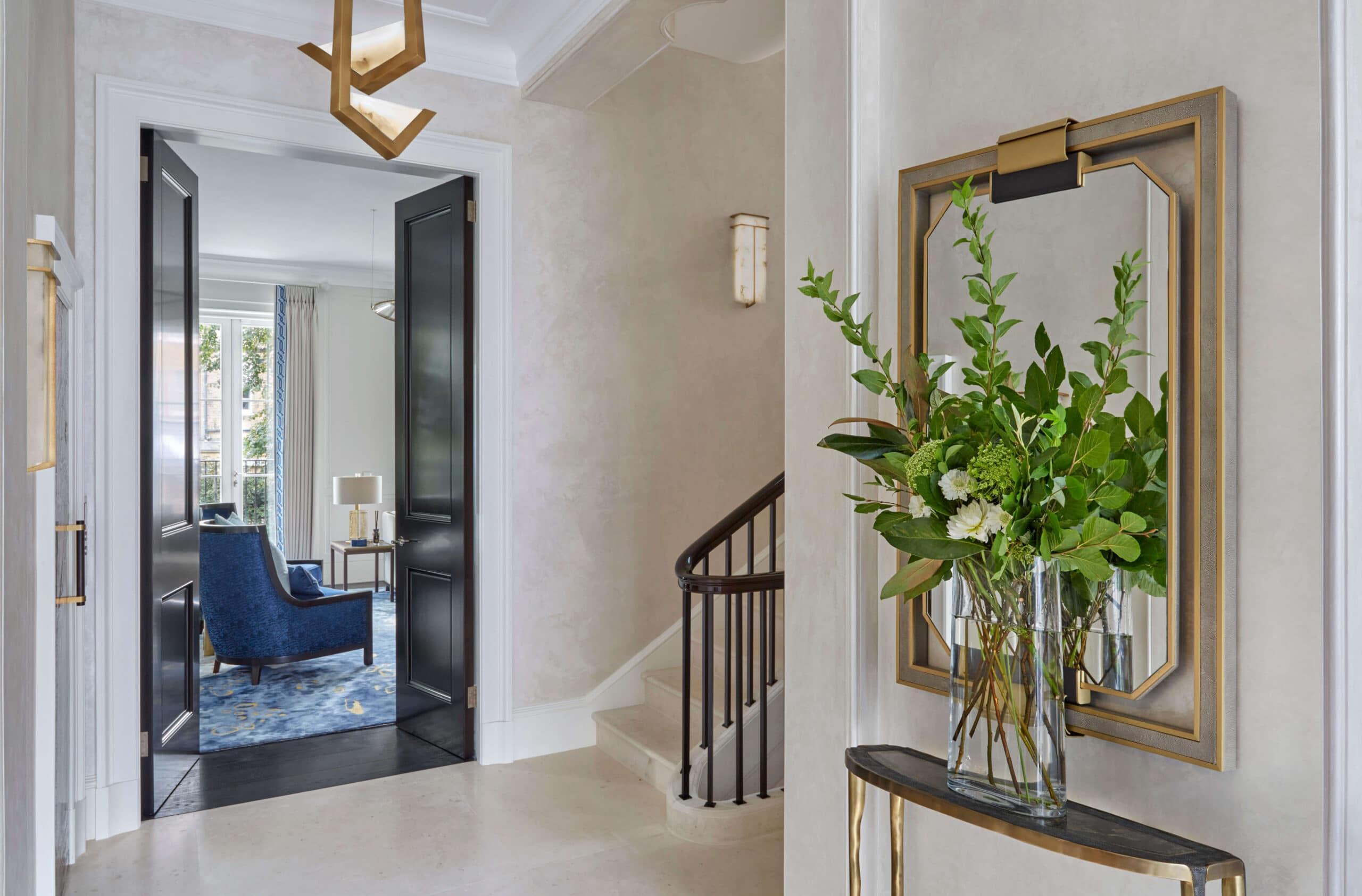 luxury interior designer notting hill