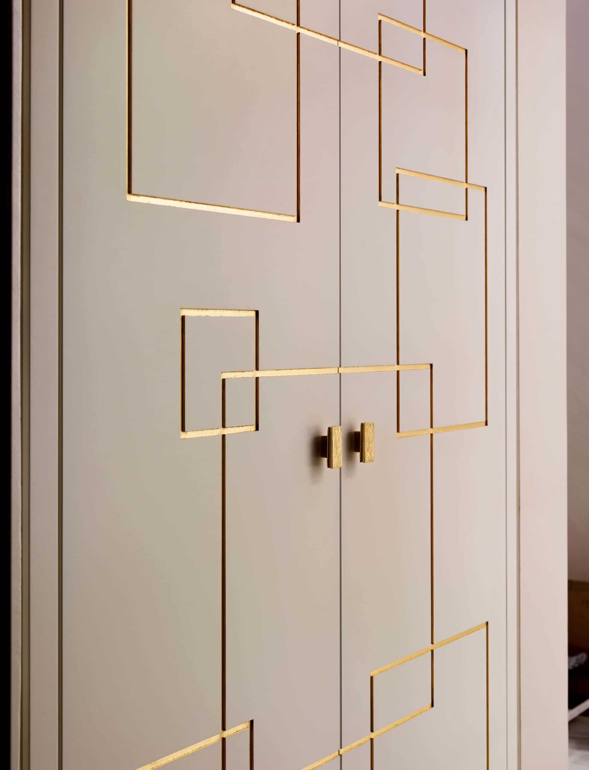 luxury interior design project in Qatar