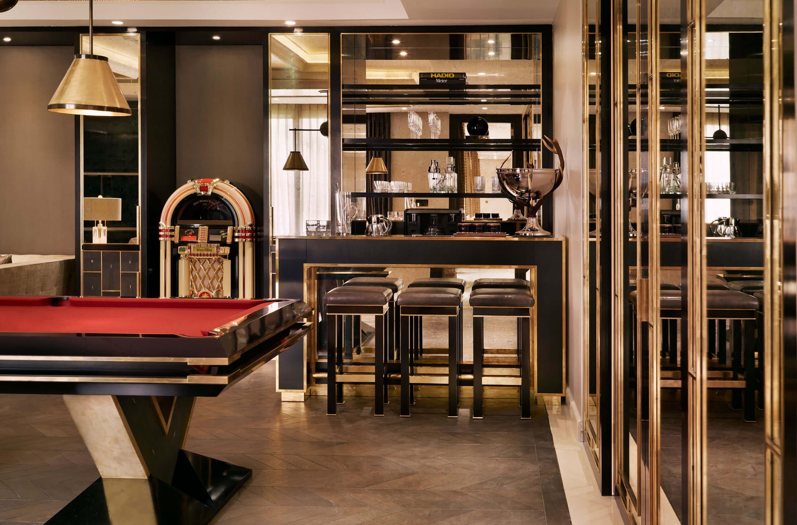 luxury interior designer Qatar