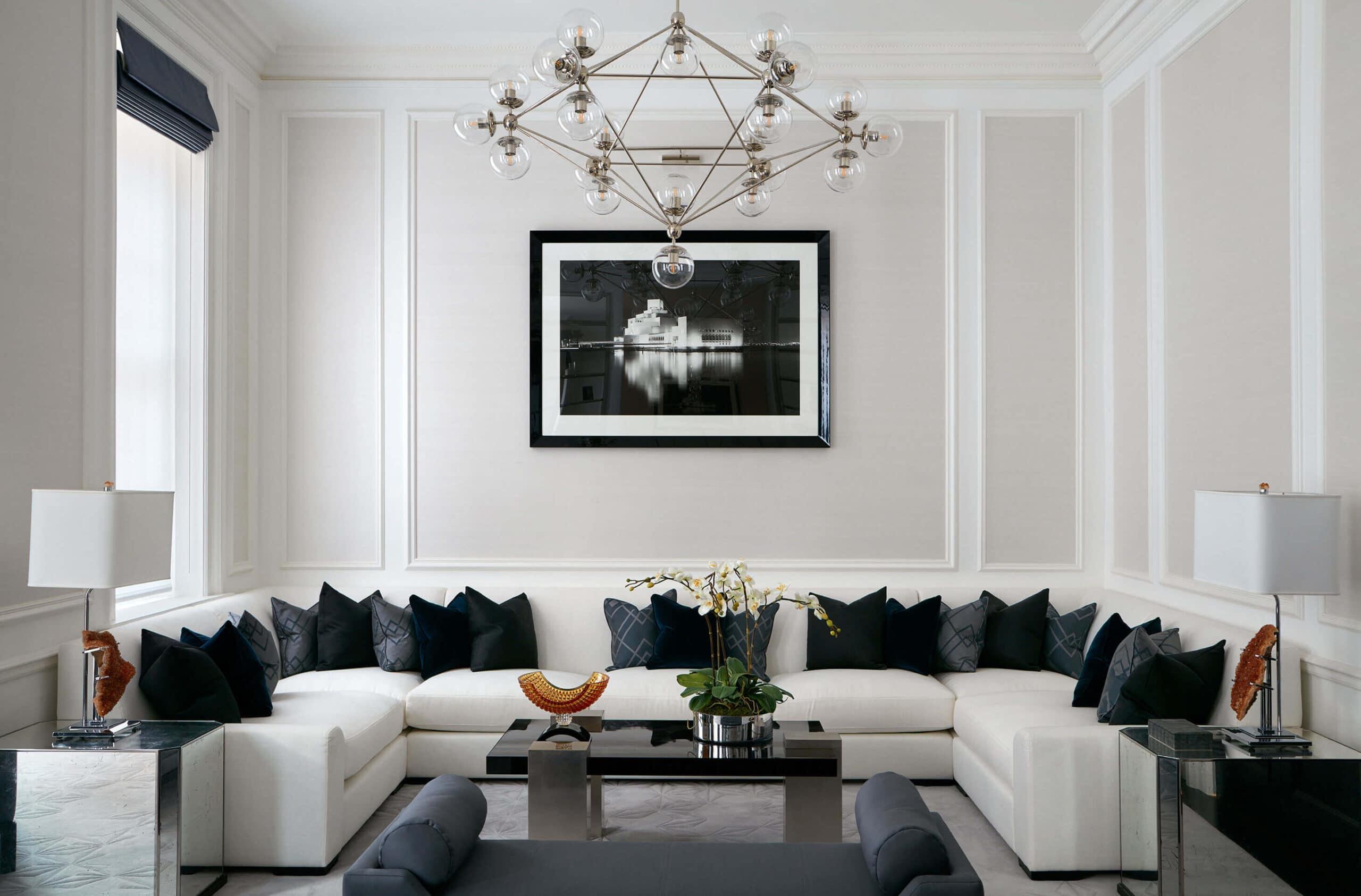 Mayfair interior design