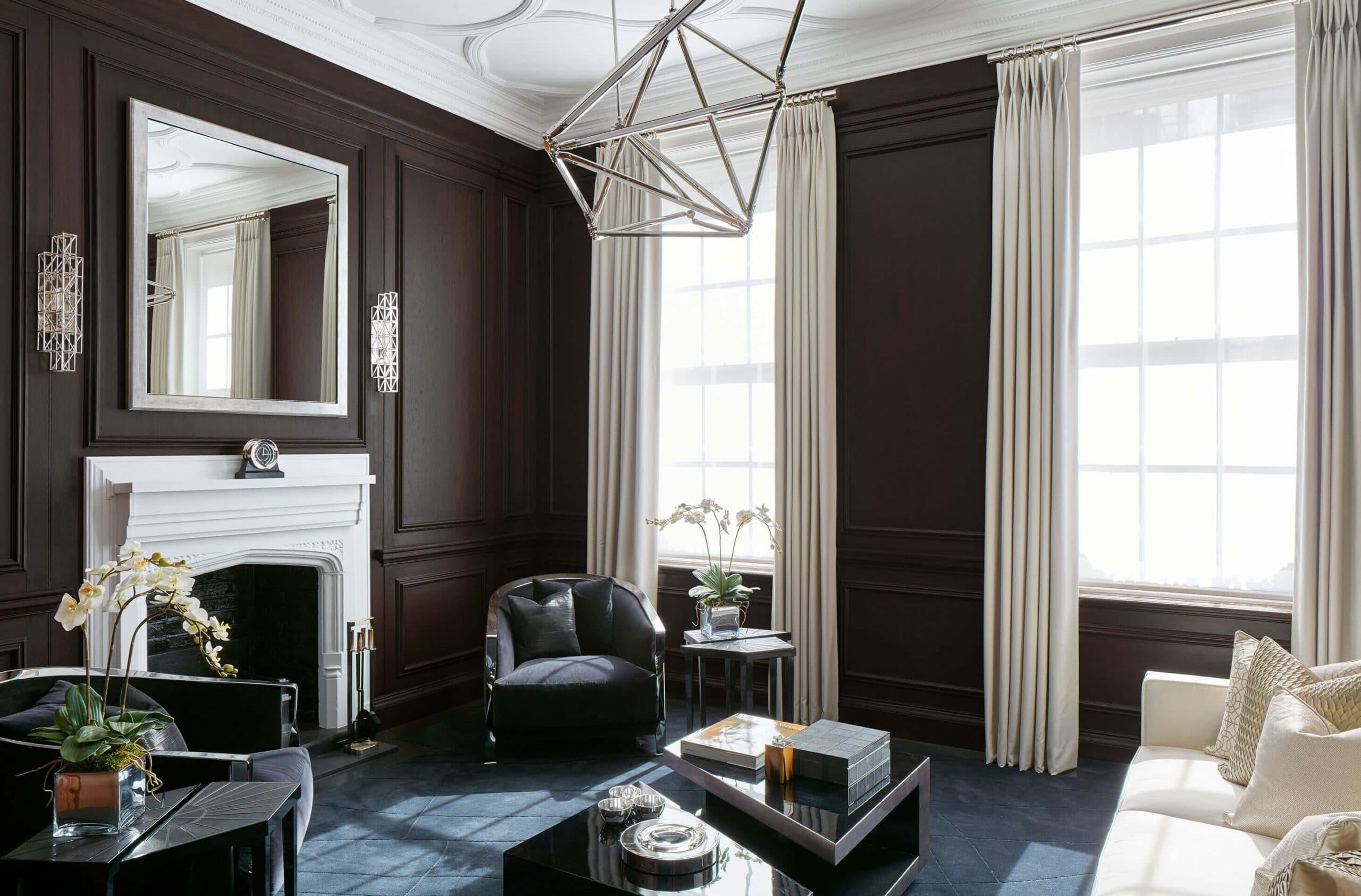 Mayfair interior designer Katharine Pooley