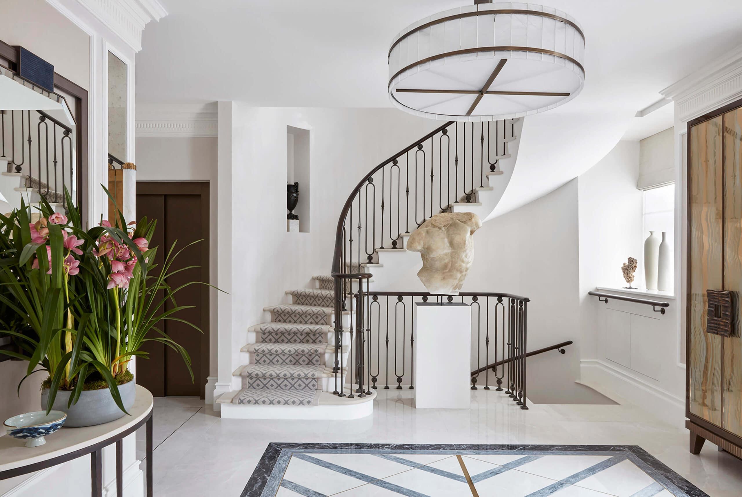 Kensington Luxury interior design