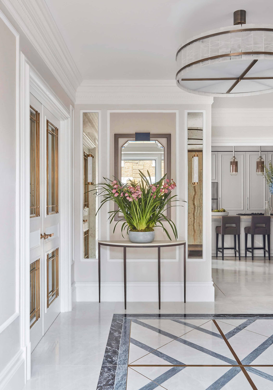 Kensington luxury interior designer