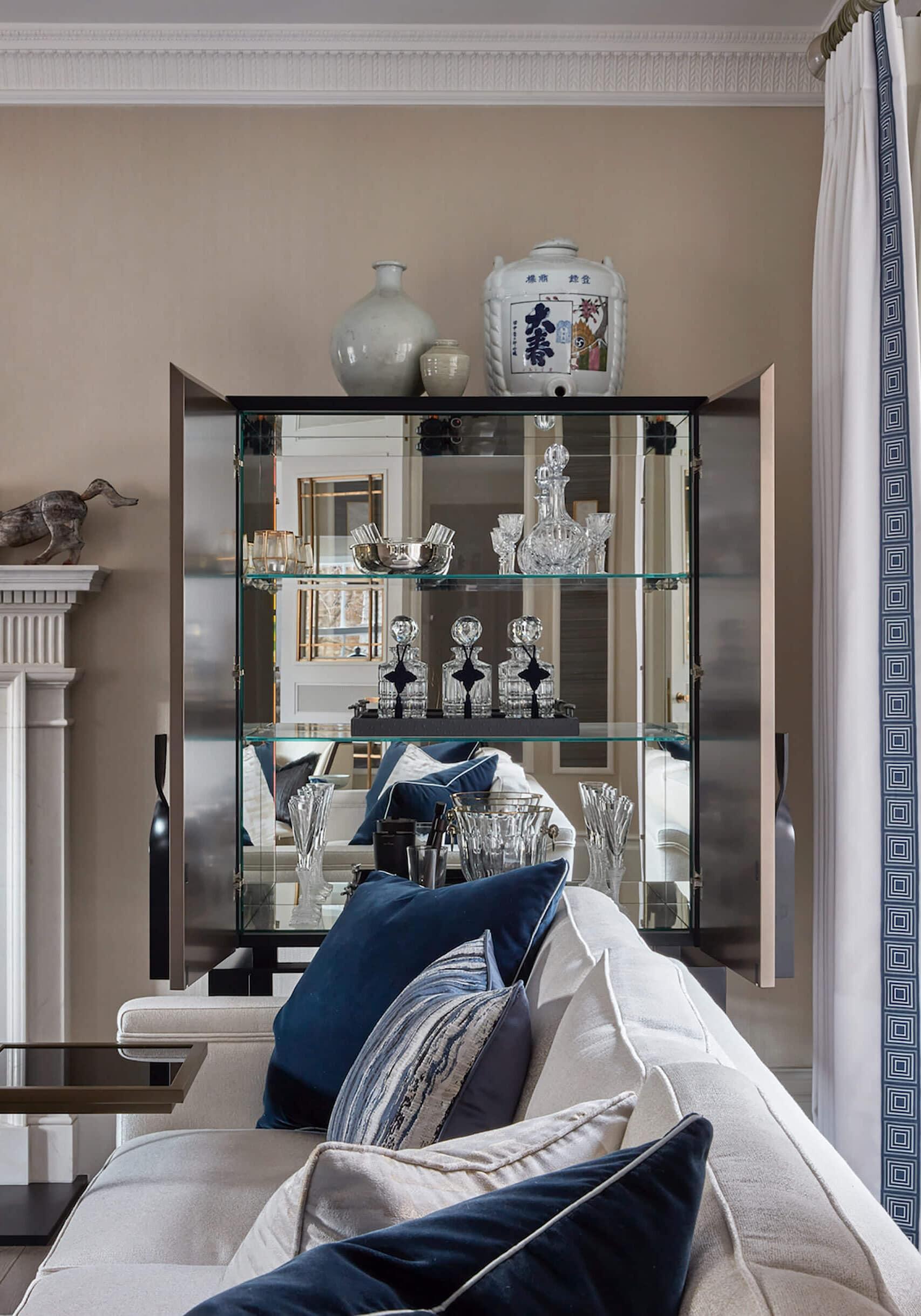 kensington interior designer