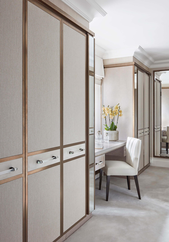 Luxury interior designer Kensington