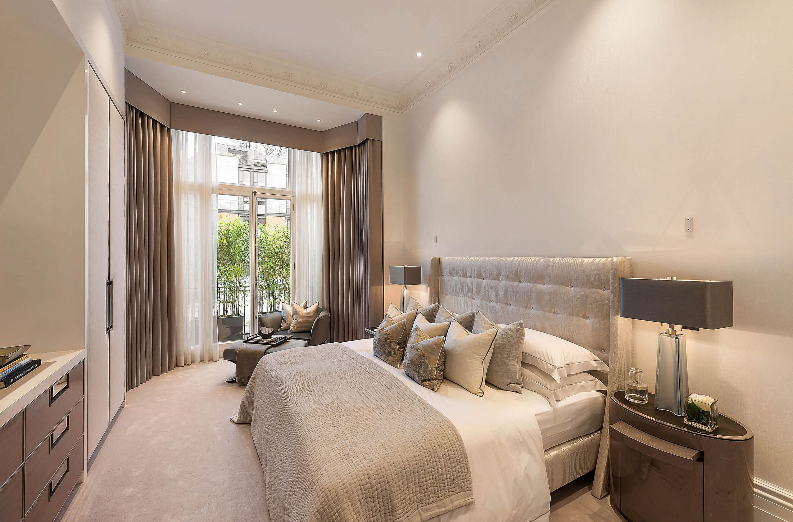 luxury interior designer knightsbridge