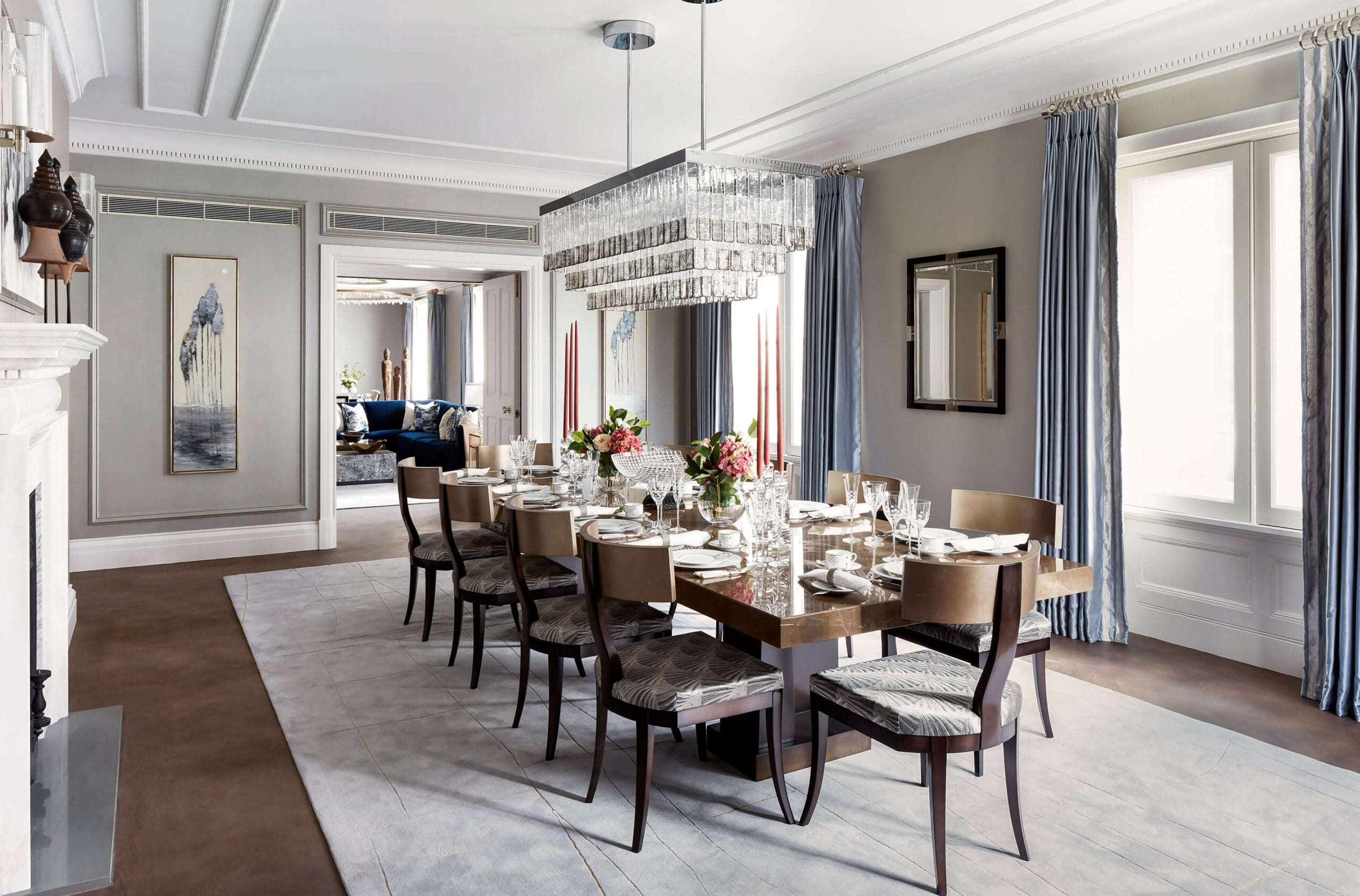 luxury interior designer westminster