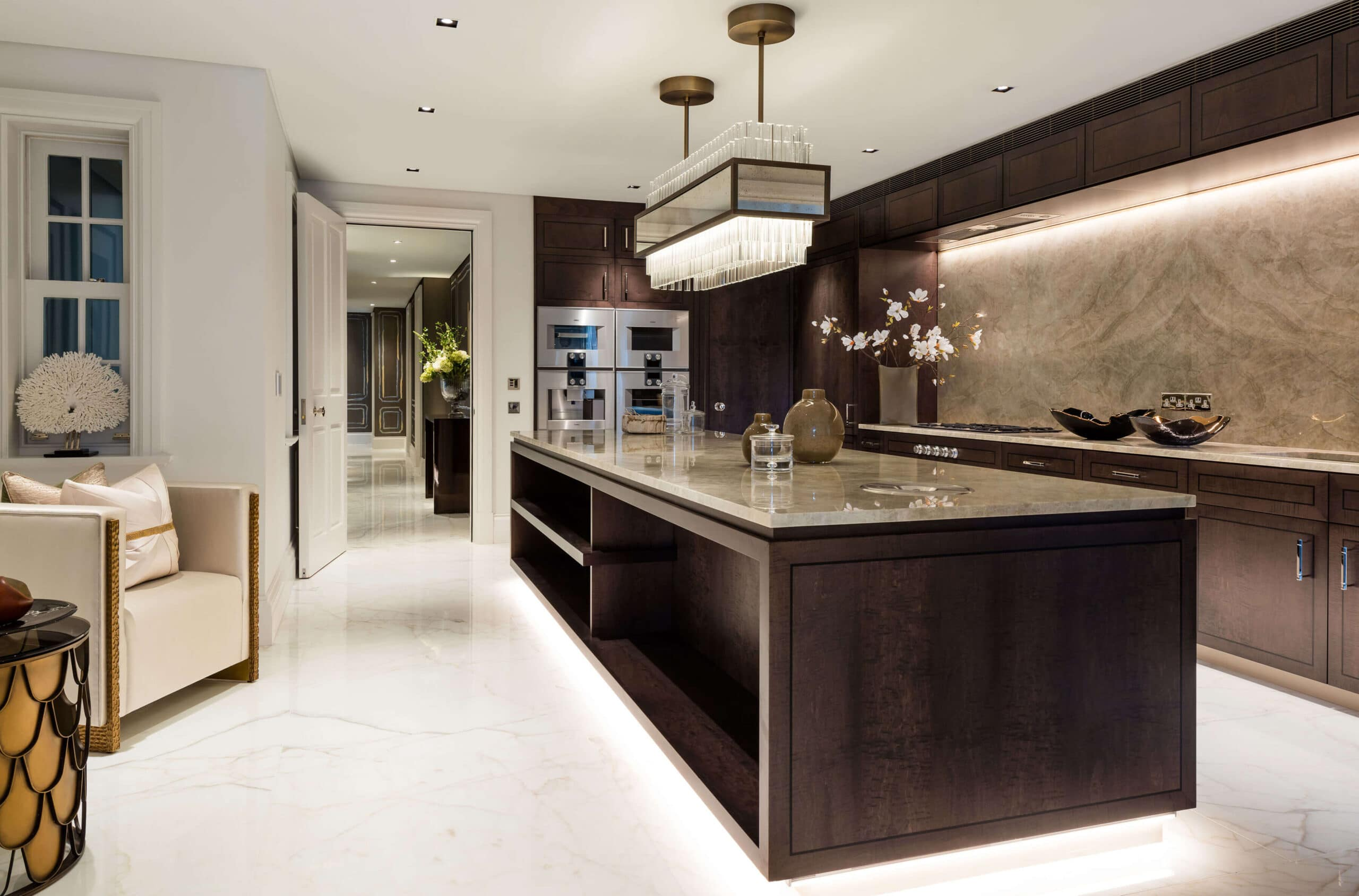 Luxury interior design project westminster