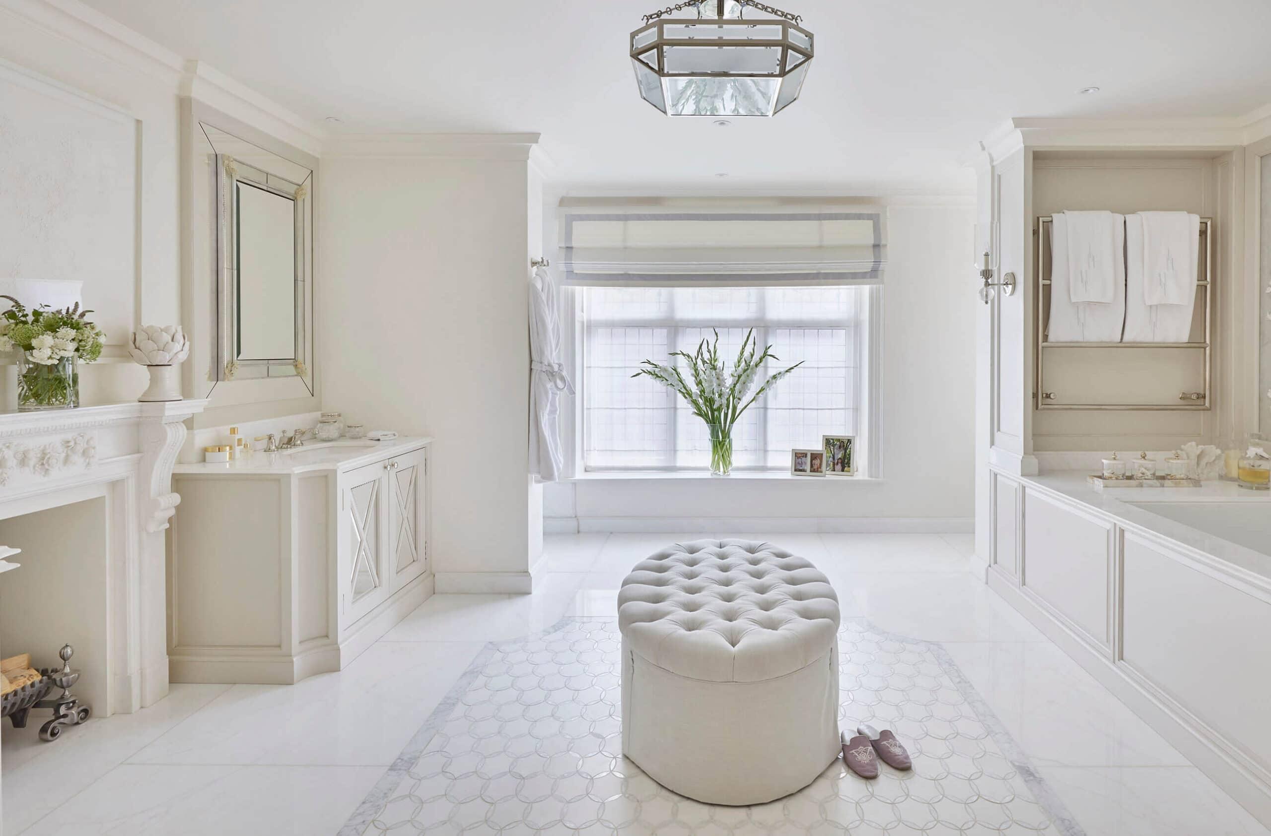family home interior design project
