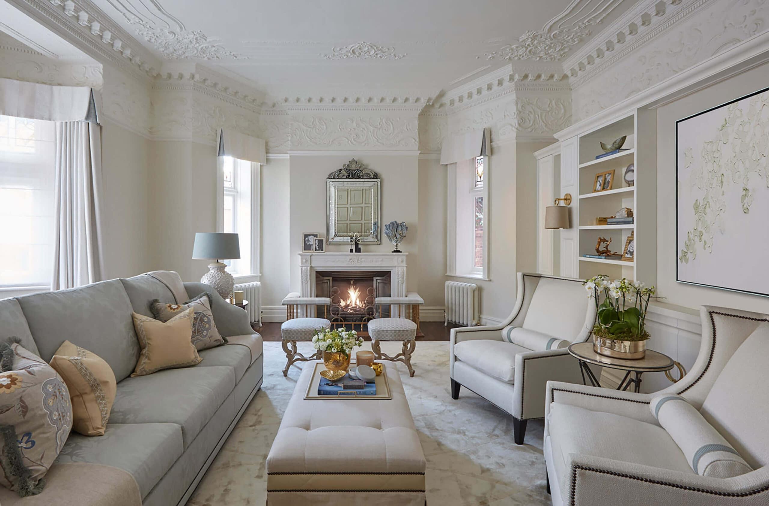 Luxury family home interior designer