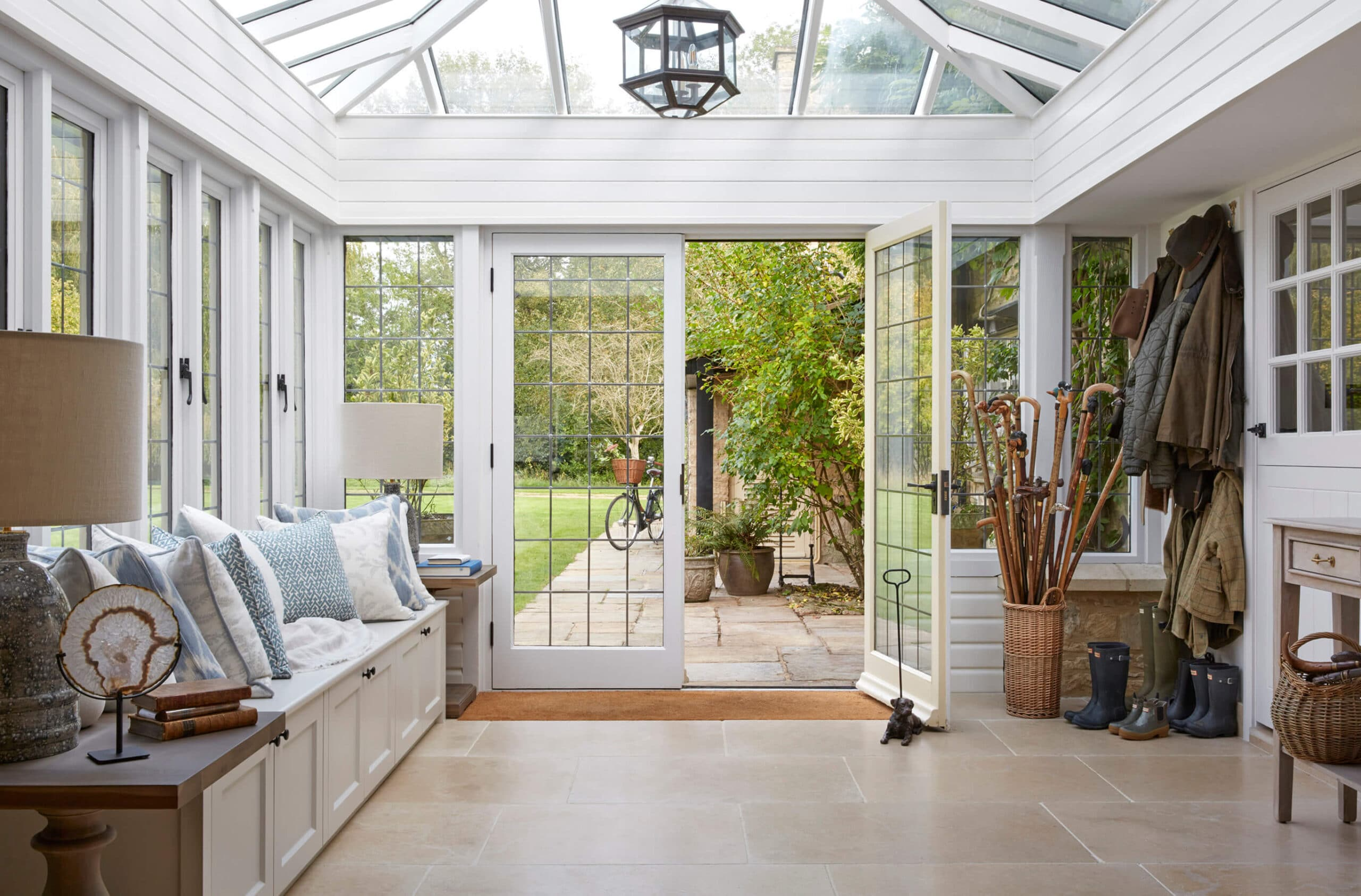 Converted Mill House by Katharine POoley
