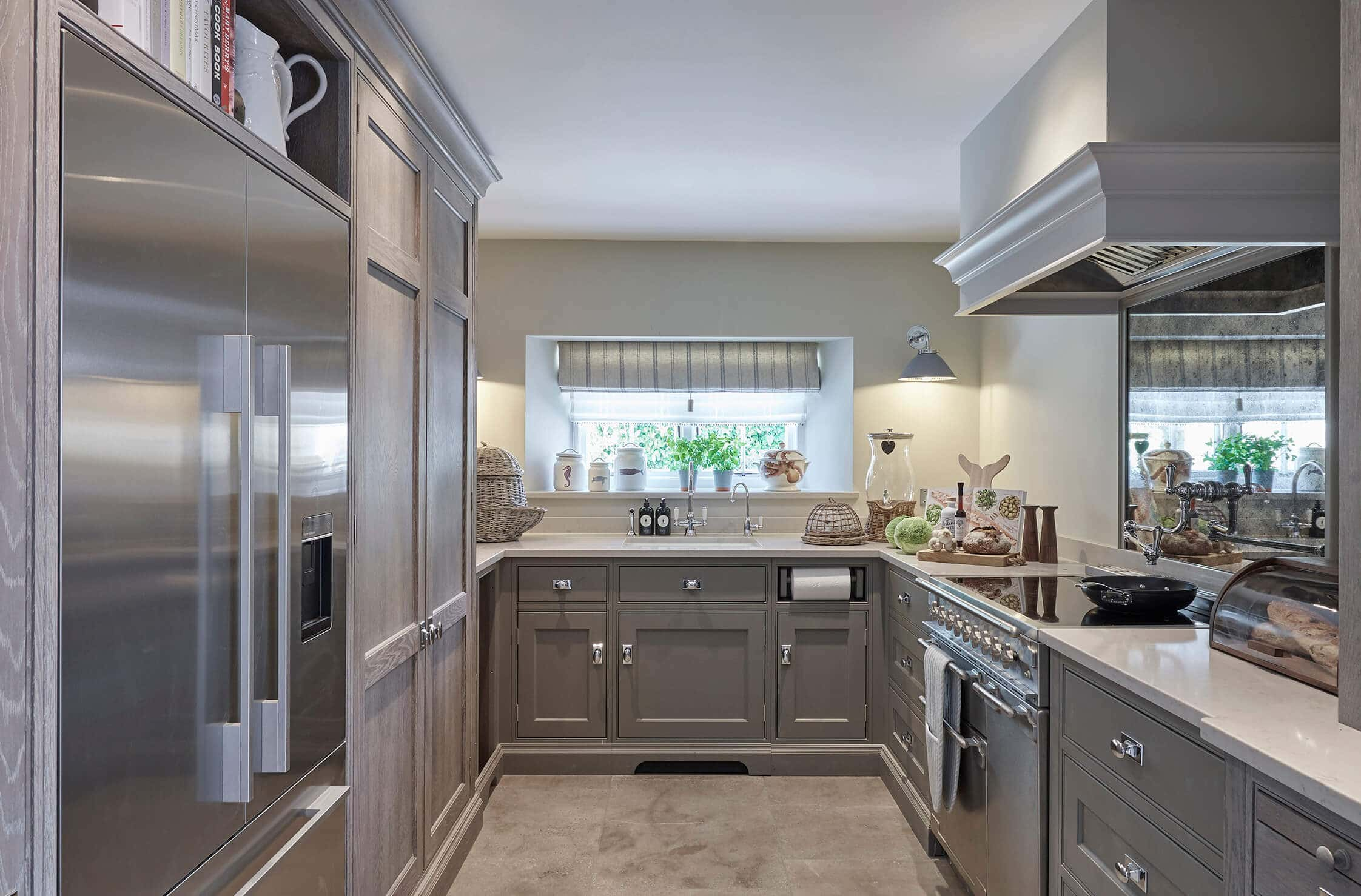 Kitchen of Devon interior design project