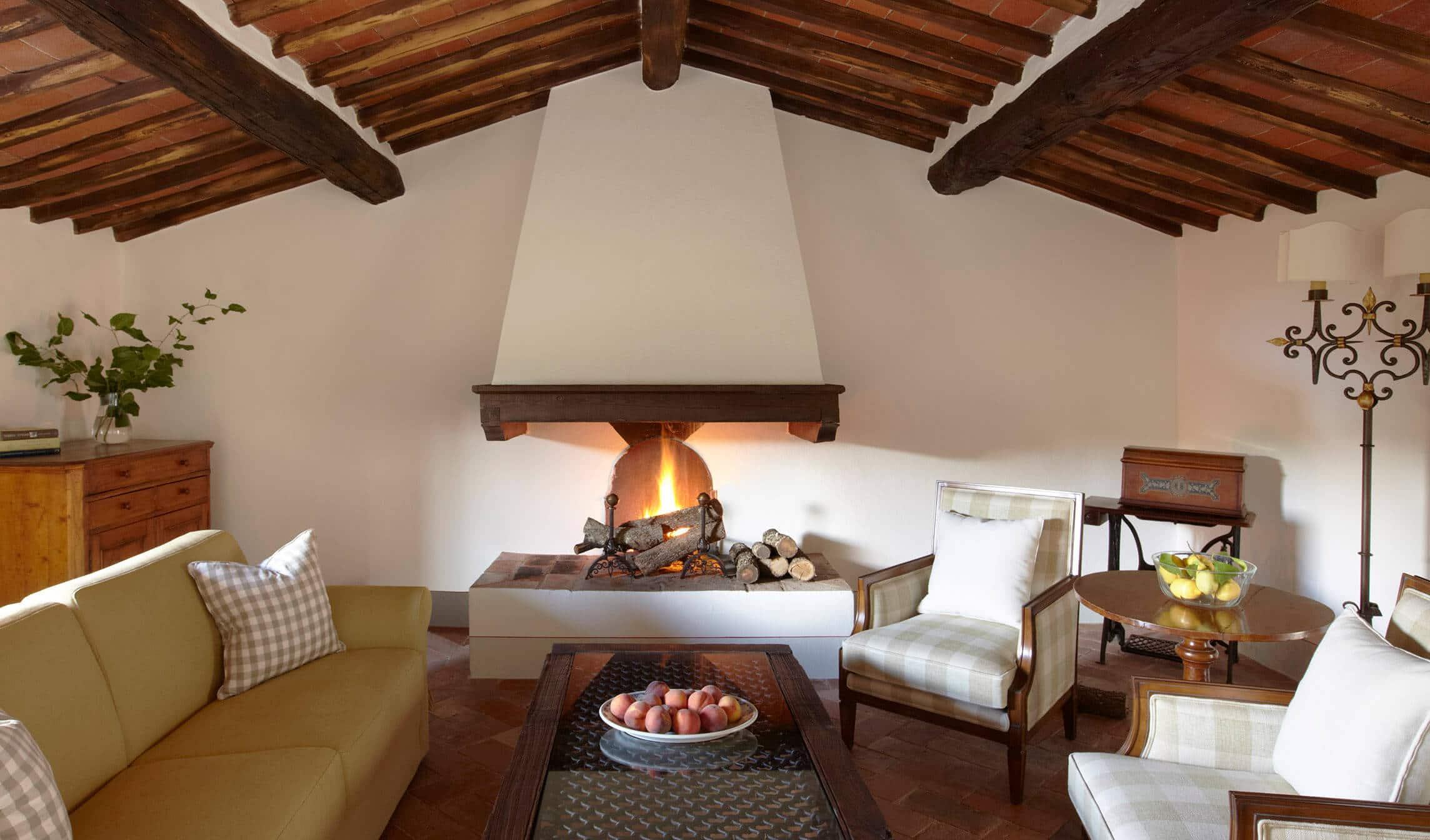 luxury interior design project italy