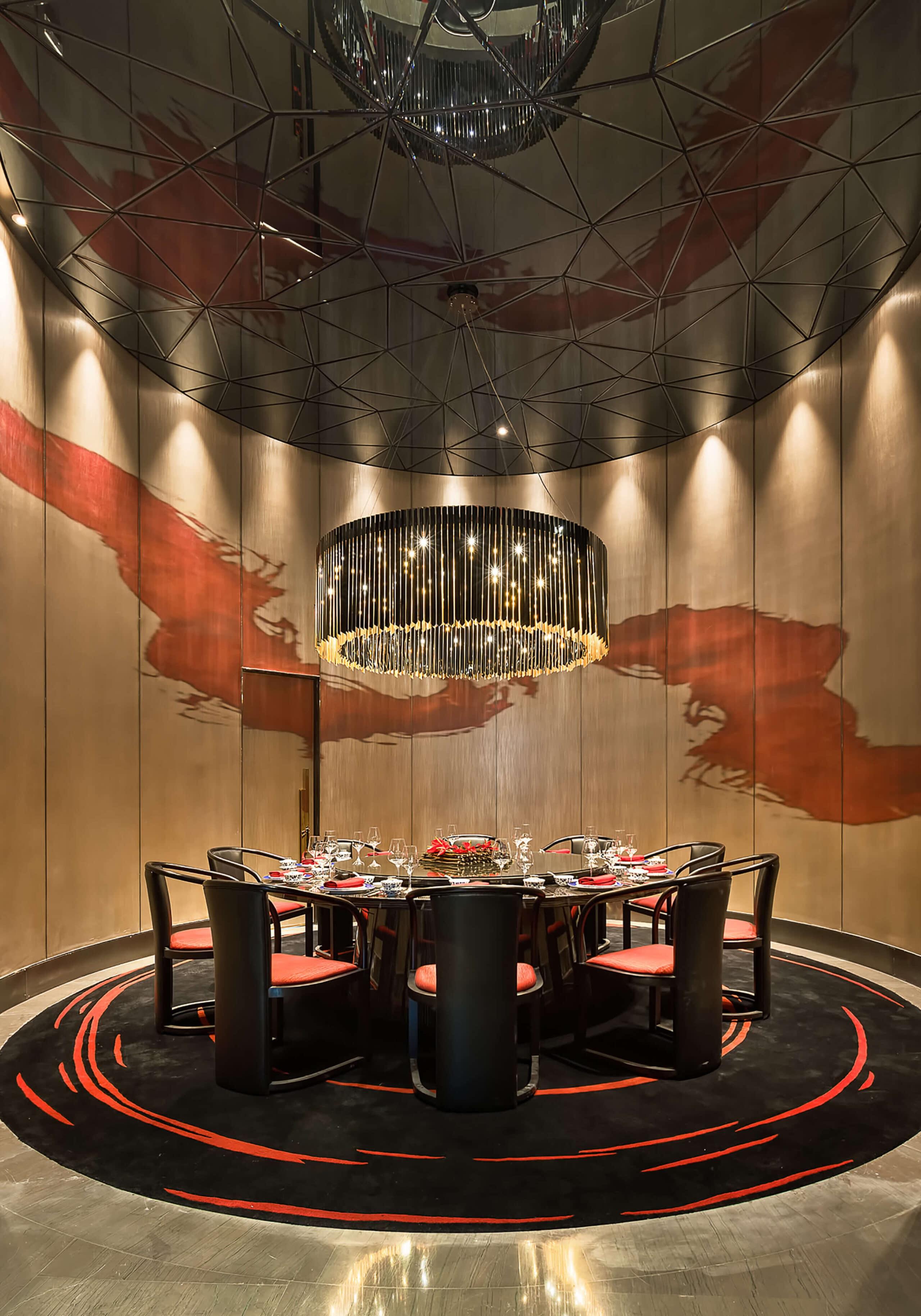 luxury interior designer china