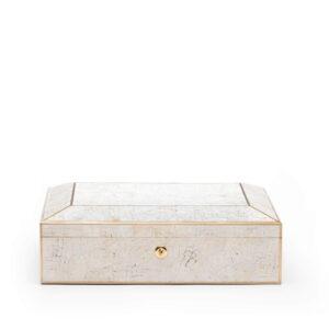 Adriana Shell designer Jewellery Box