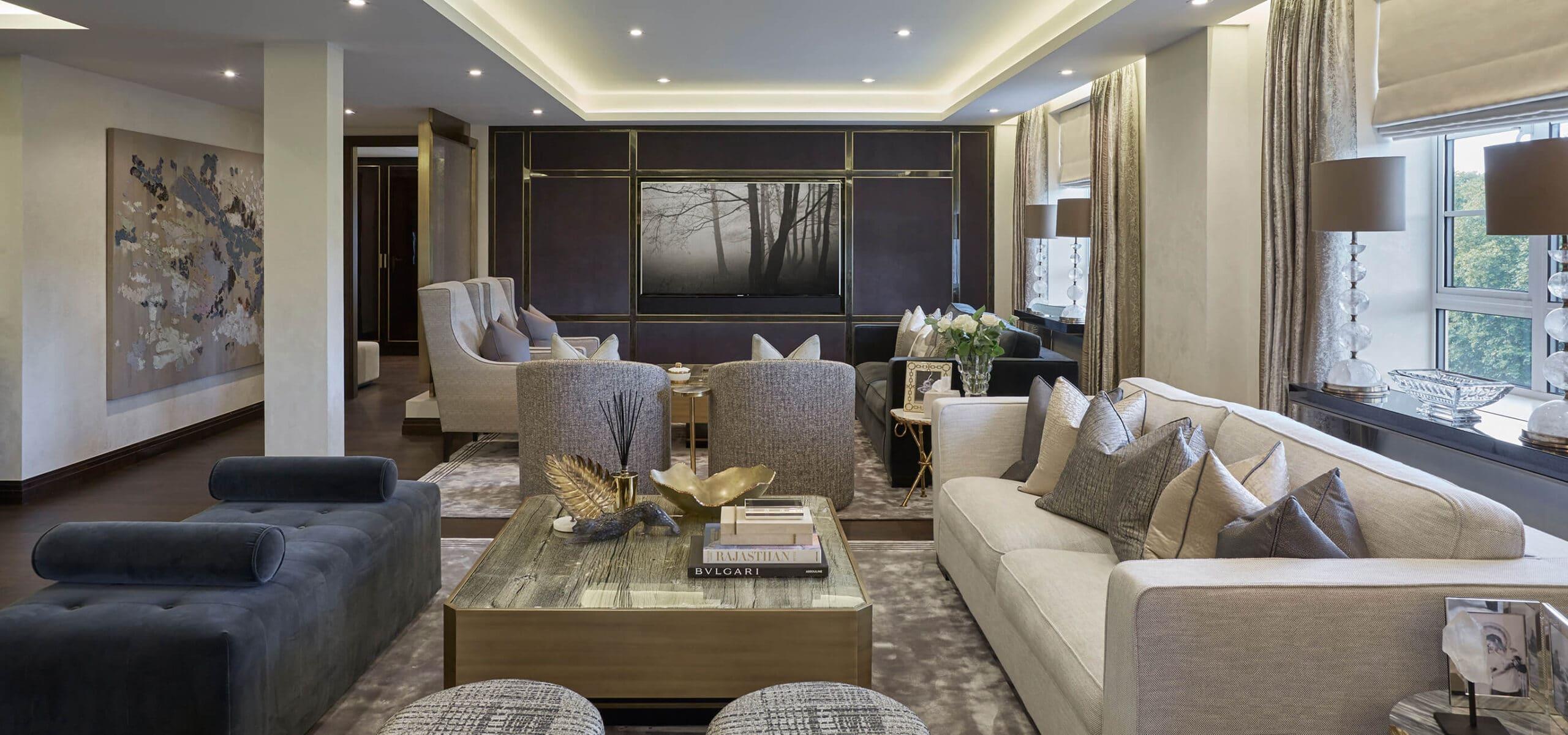 Luxury Interior Design Hyde Park