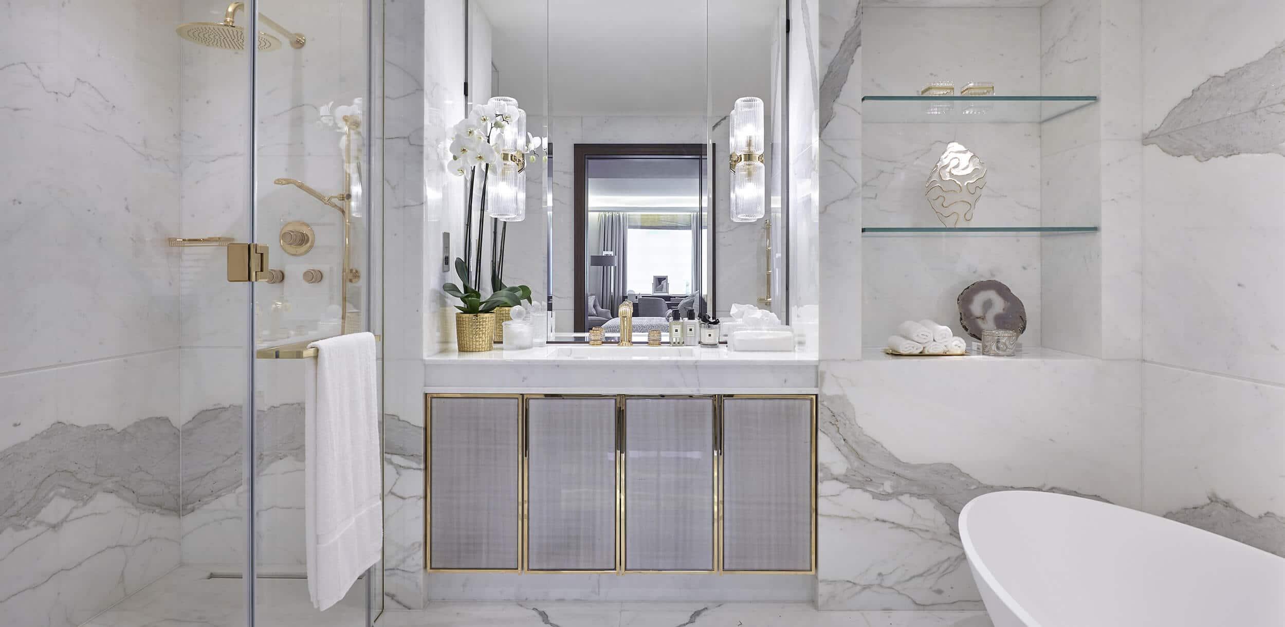 Luxury interior design project hyde park