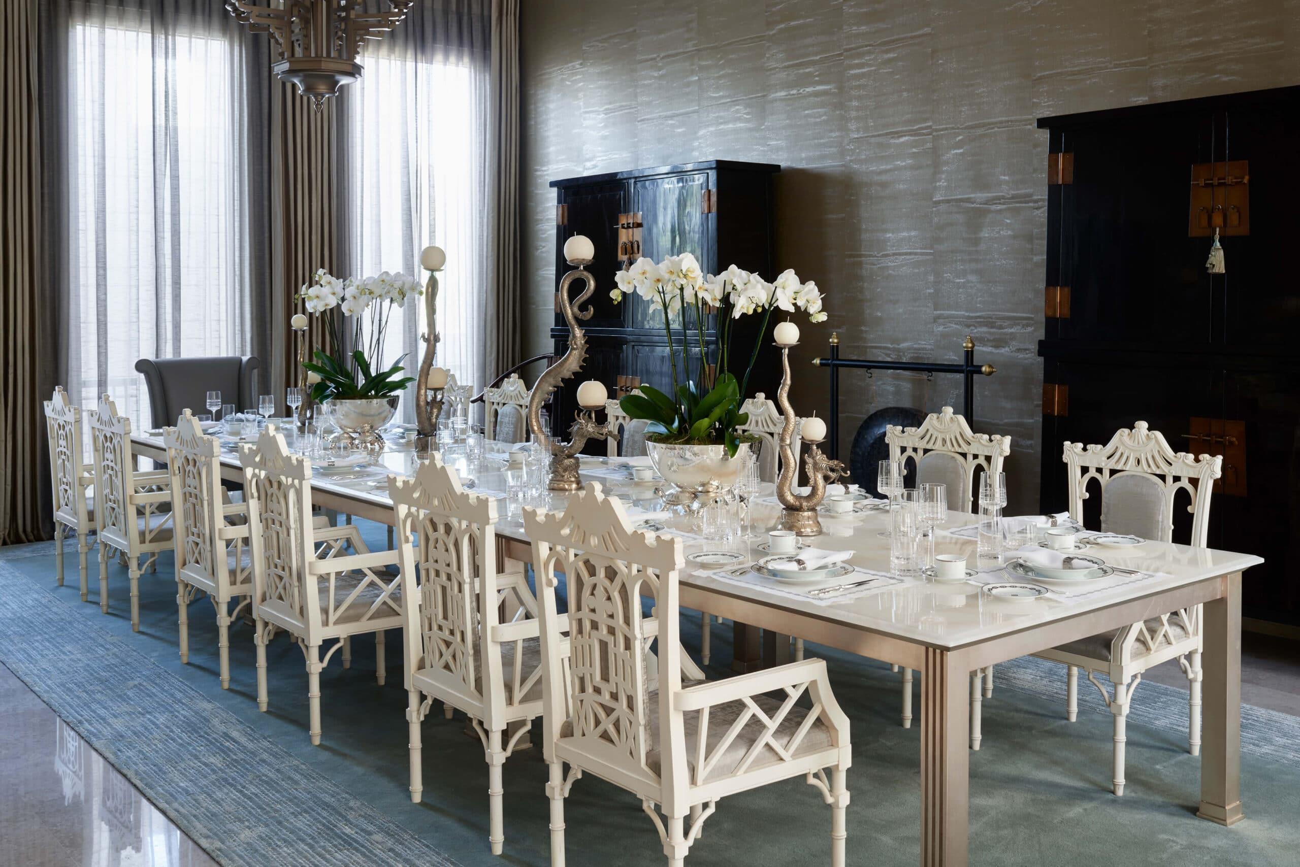 interior designer Kuwait Villa project