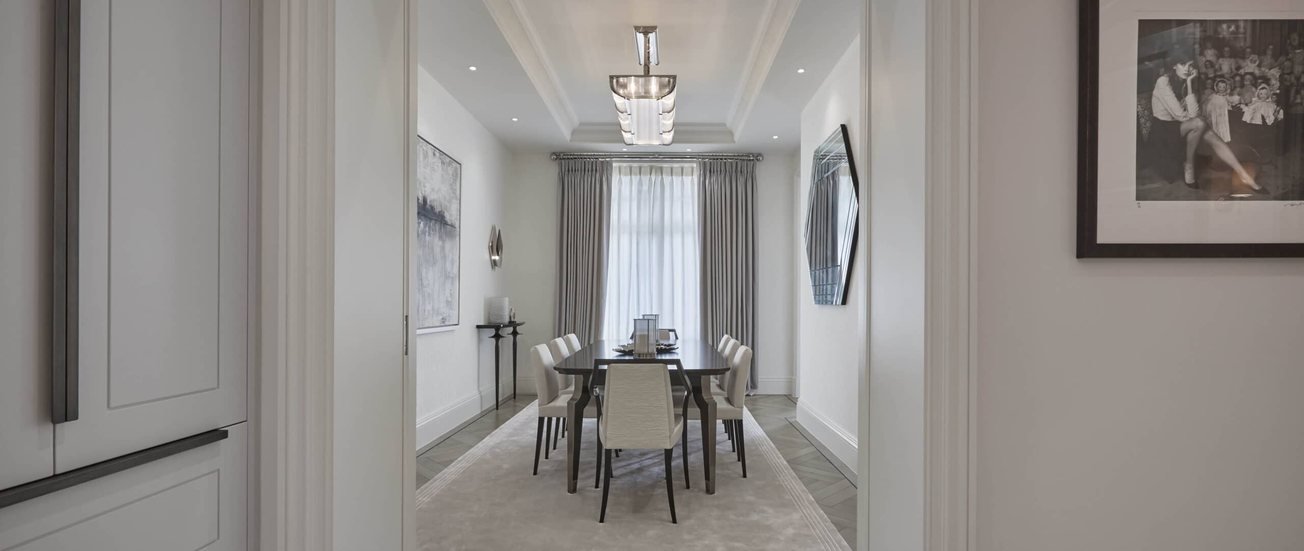luxury interior designer London Rutland