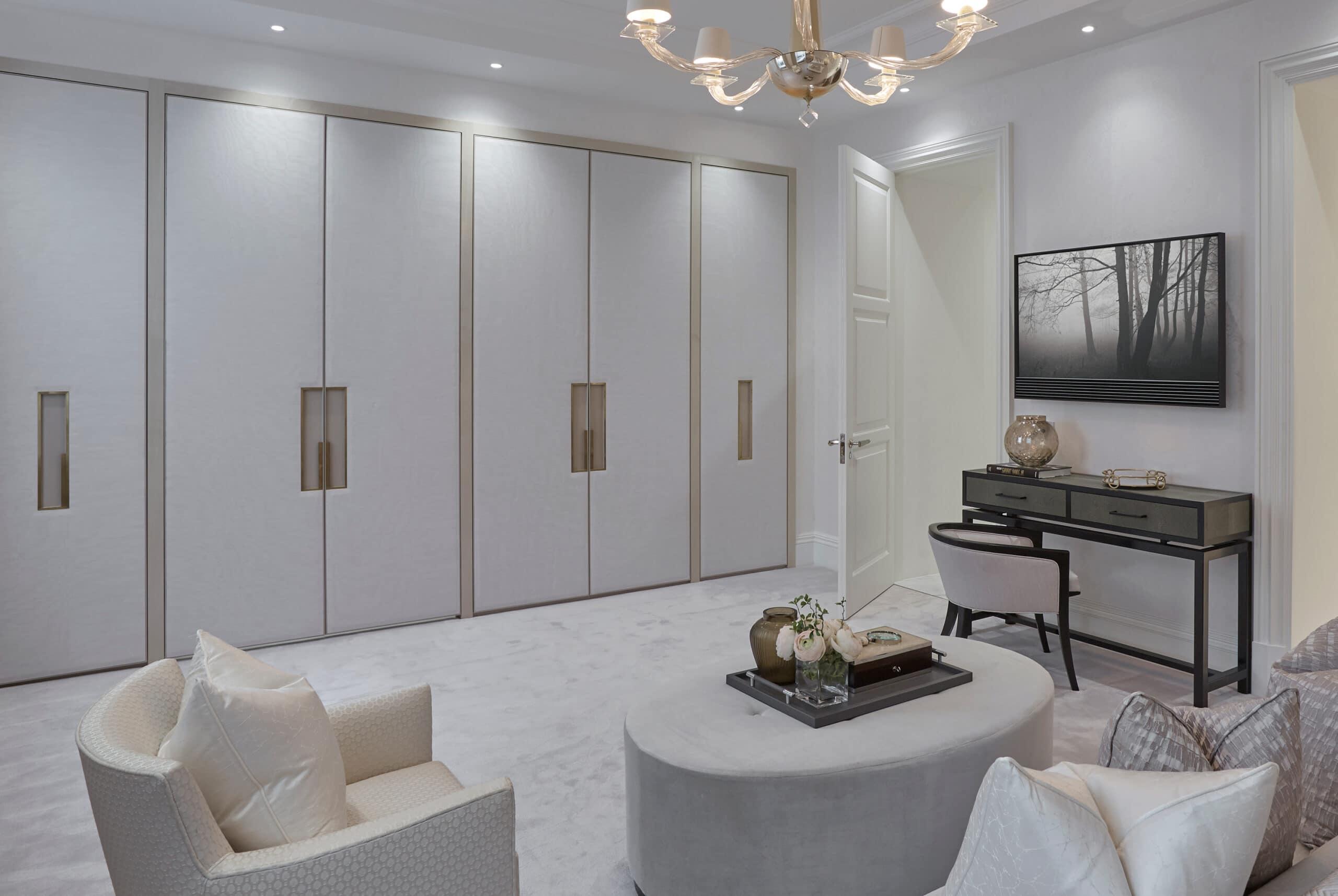 Rutland Gardens luxury interior designer