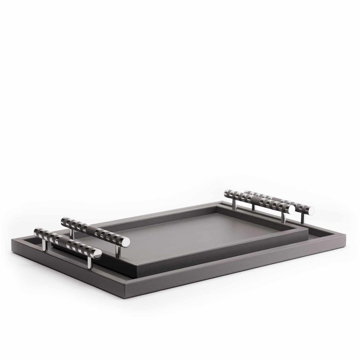 Caliban Leather Tray