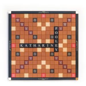 Luxury Handmade Scrabble Set