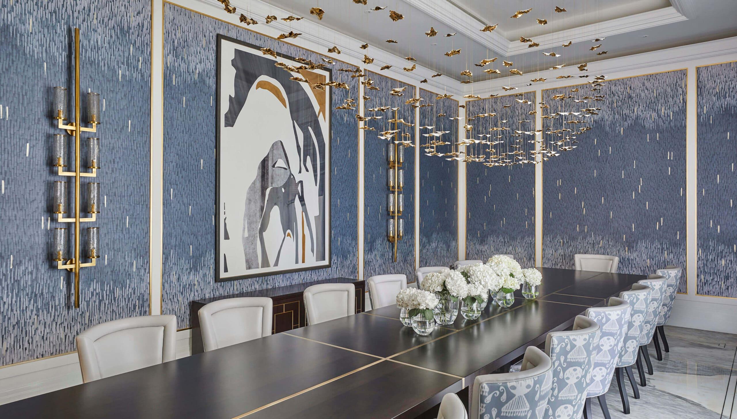 doha pearl villa interior design project by Katharine Pooley