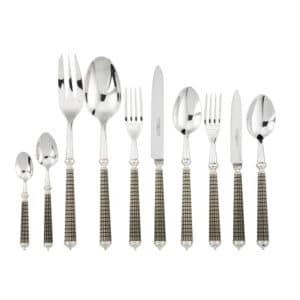 Jacques Luxury Cutlery Platinum