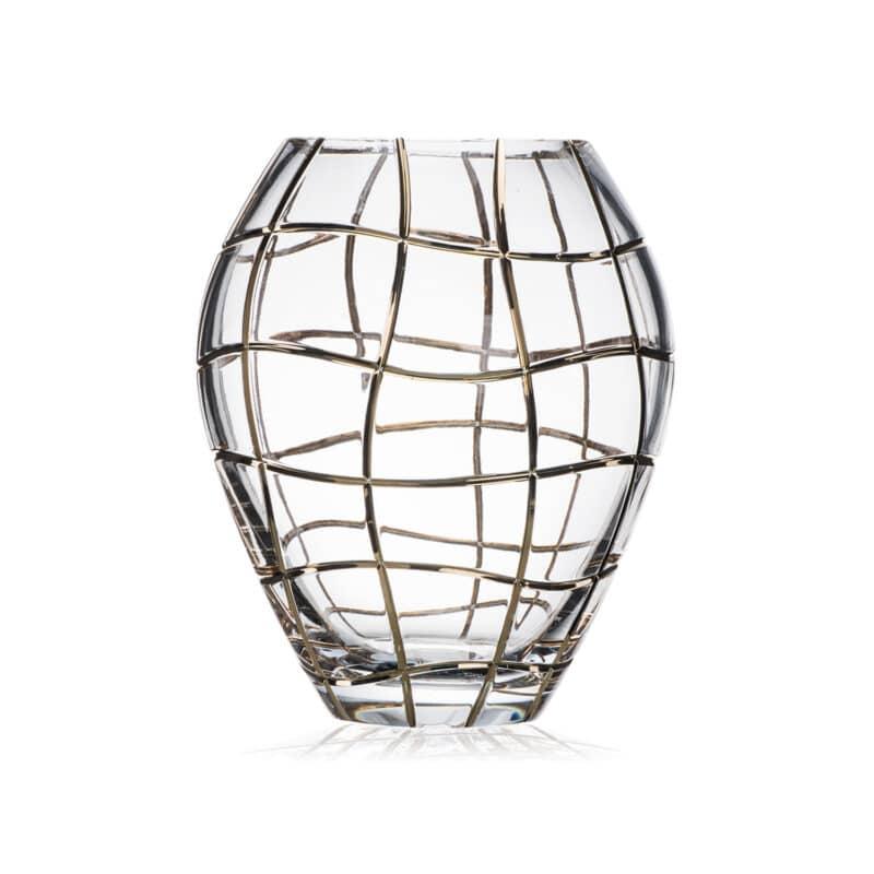 Luxury Hand-Made Lead Crystal Vase