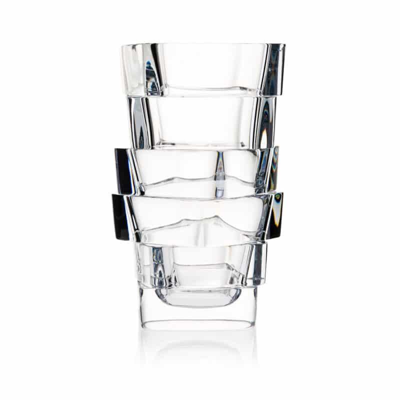 Designer European Crystal Vase