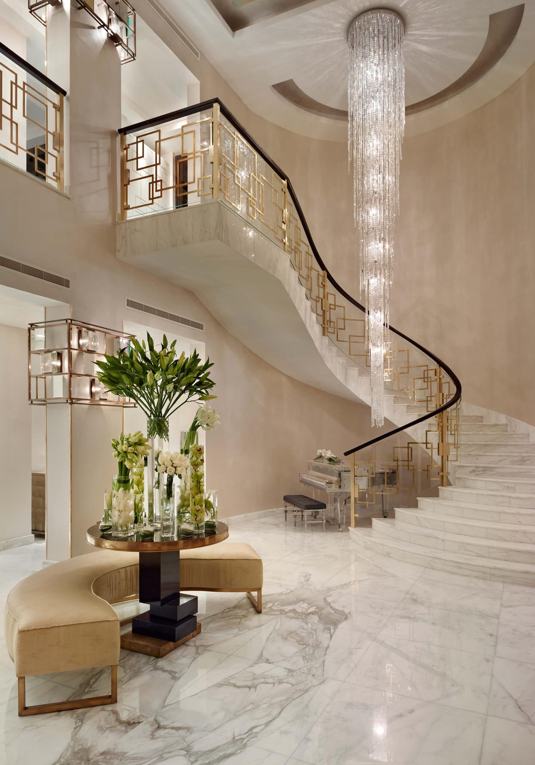 luxury interior design qatar