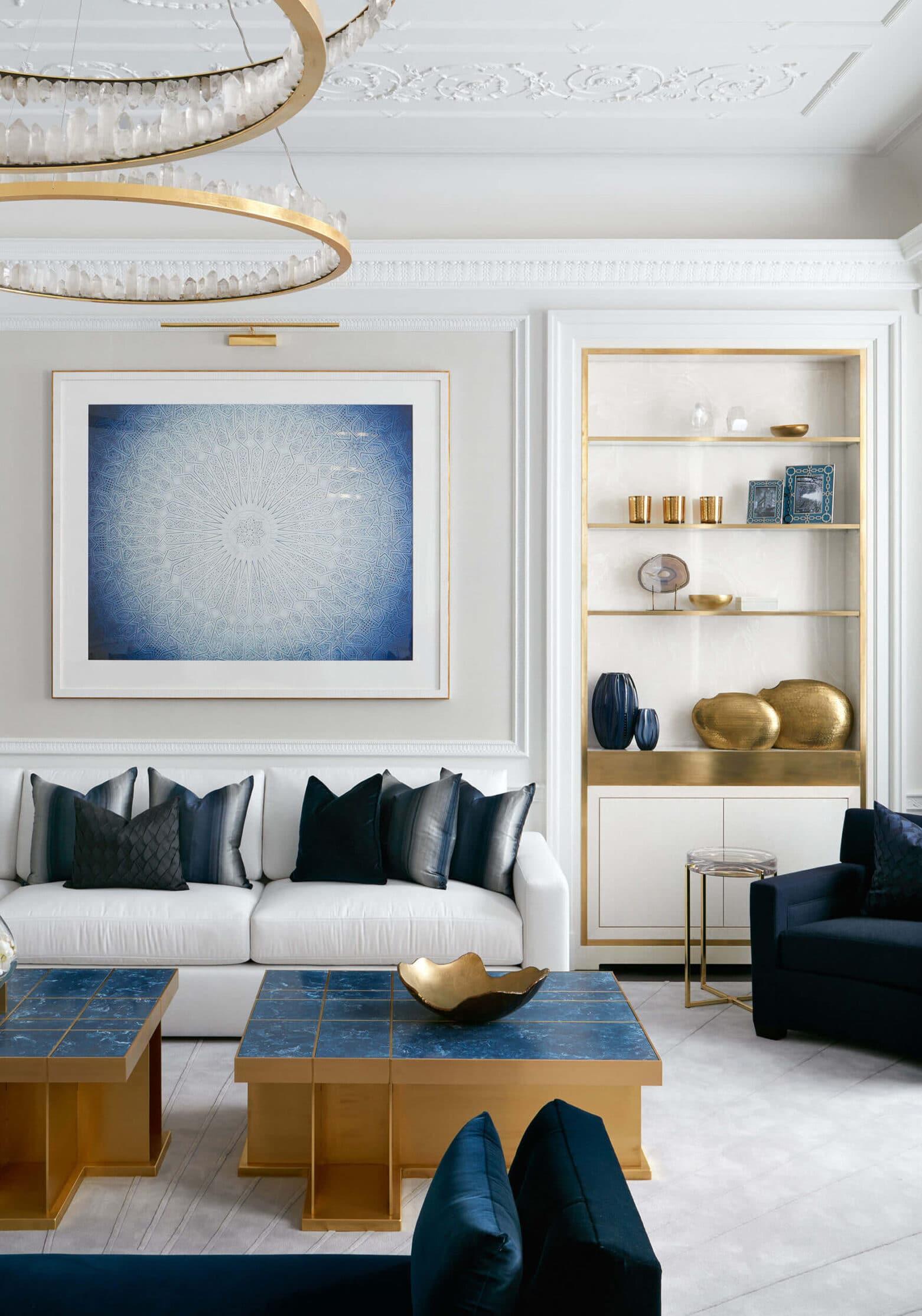 luxury interior design Mayfair
