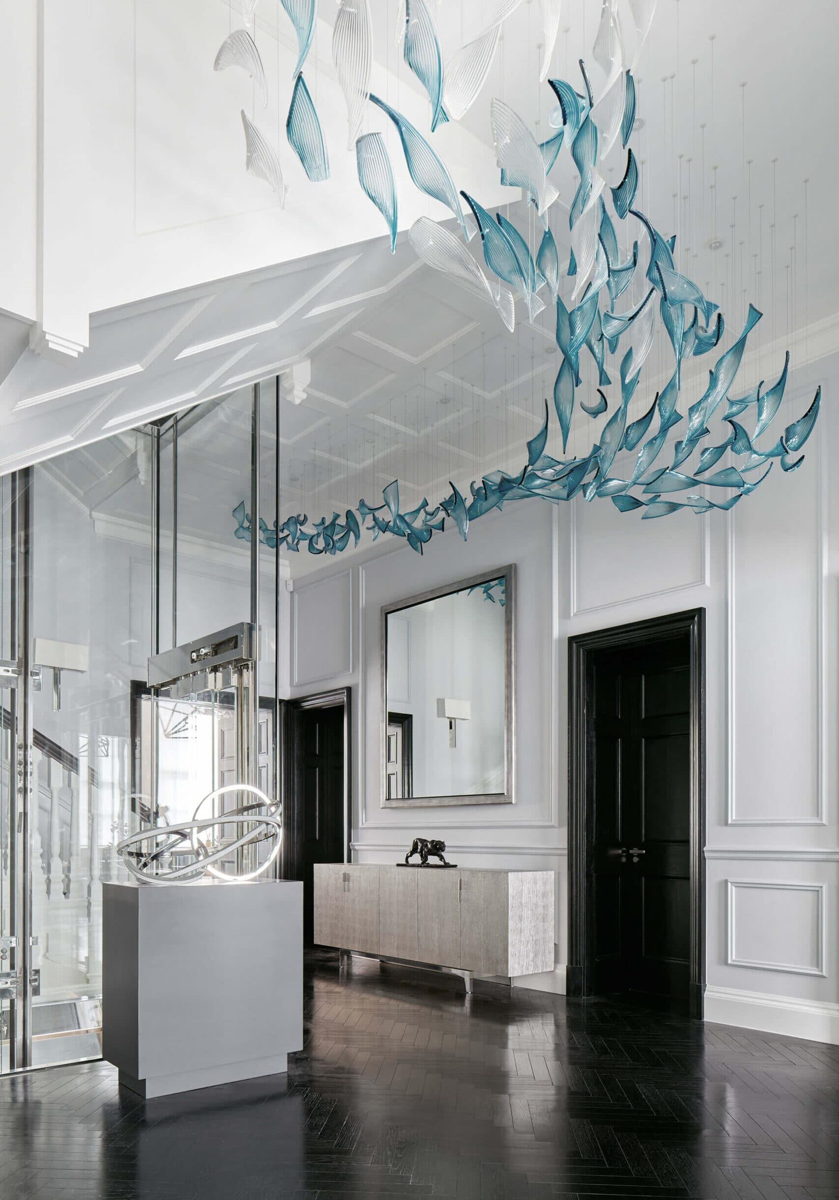 Mayfair luxury interior designer