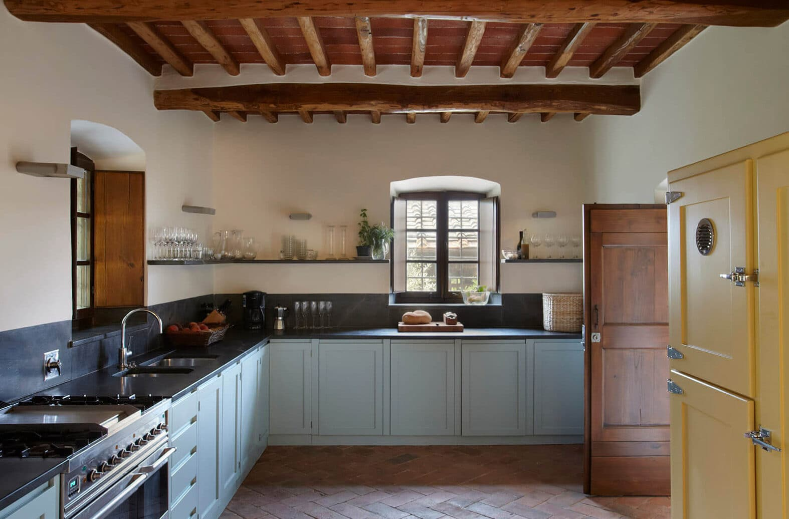 Interior design project Italy