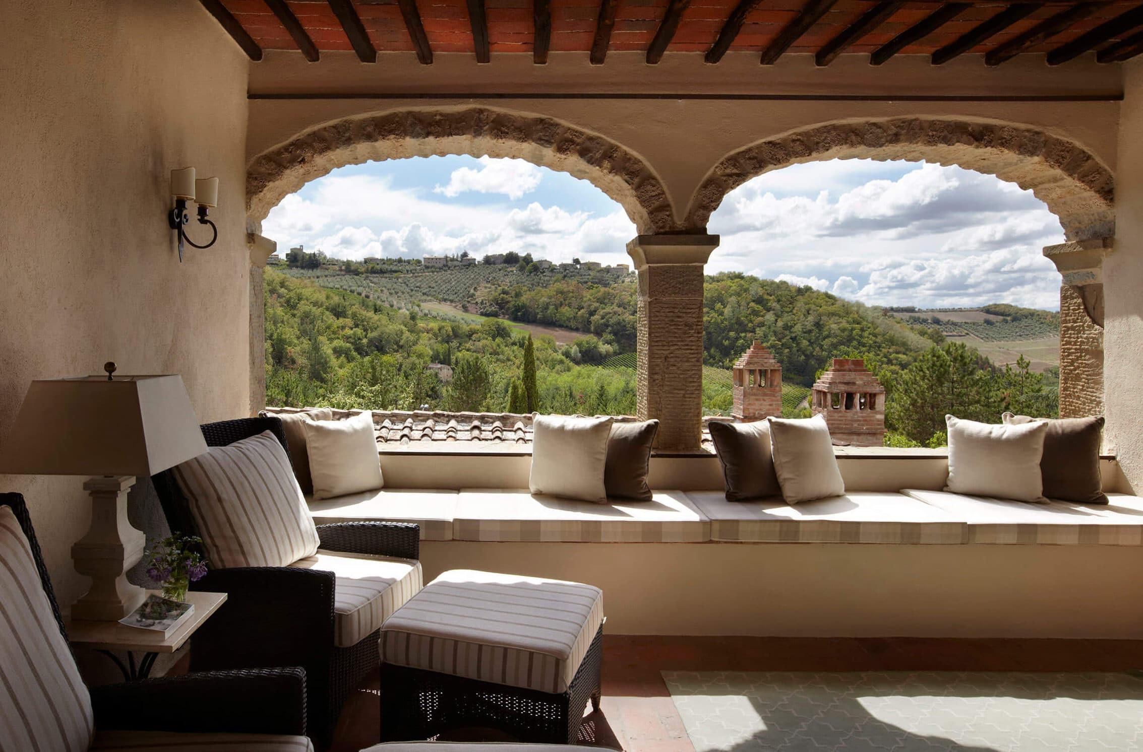 luxury interior design Italy