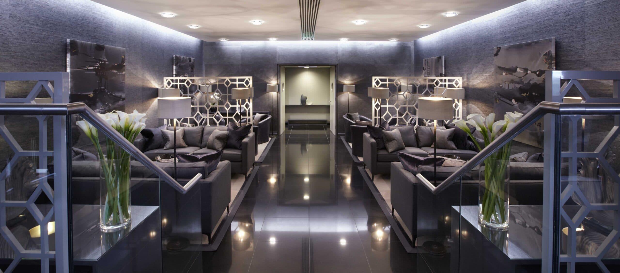 Terminal 5 Heathrow interior design project
