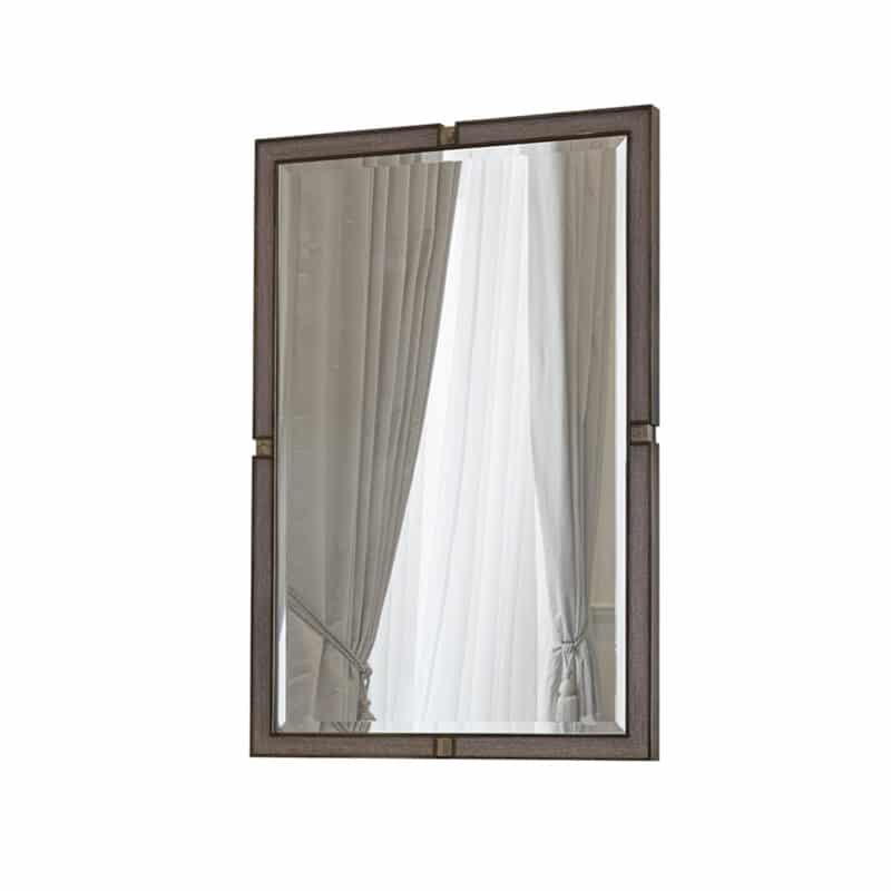 Chatsworth Marble designer mirror
