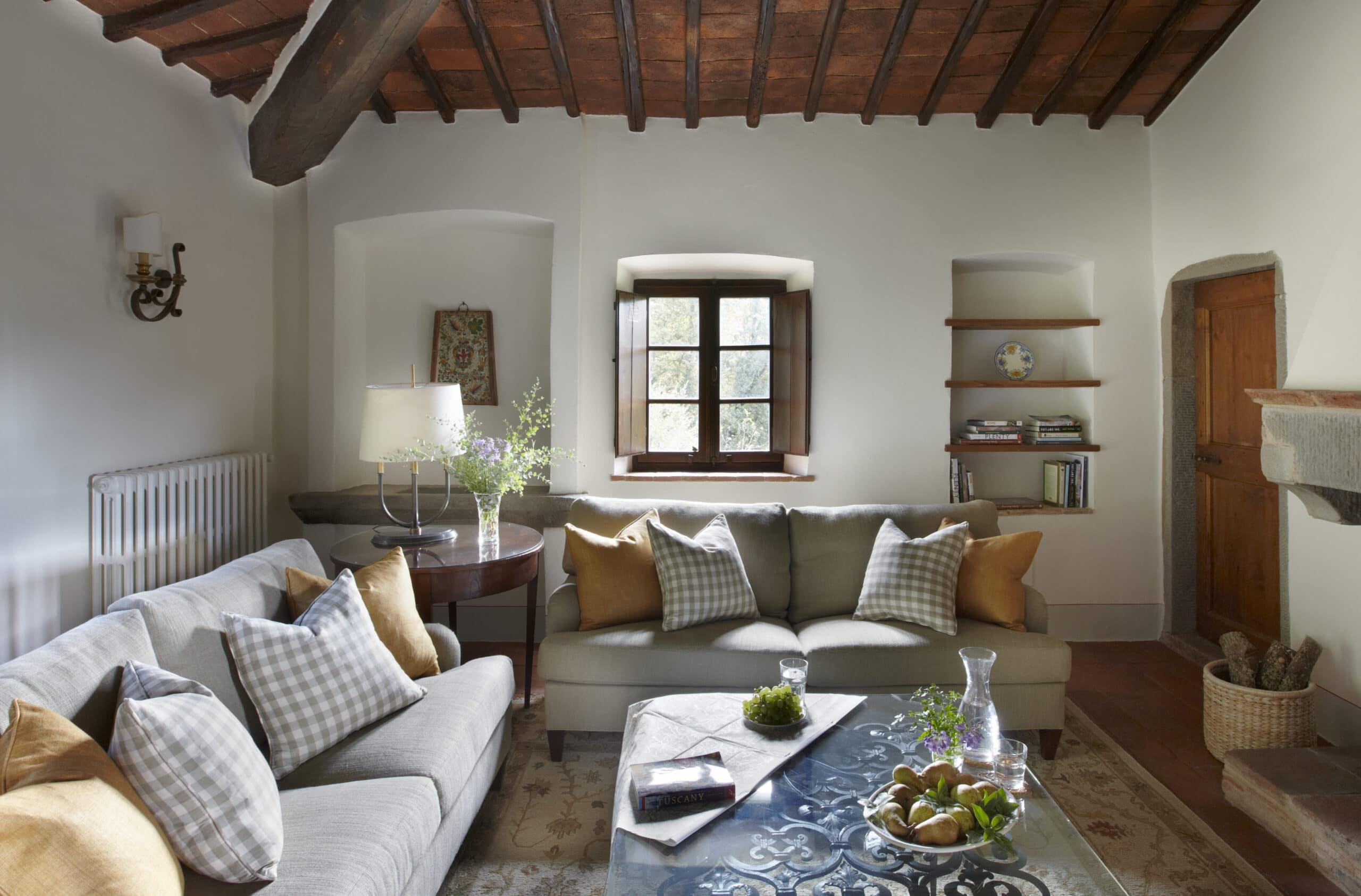 Italian luxury interior design