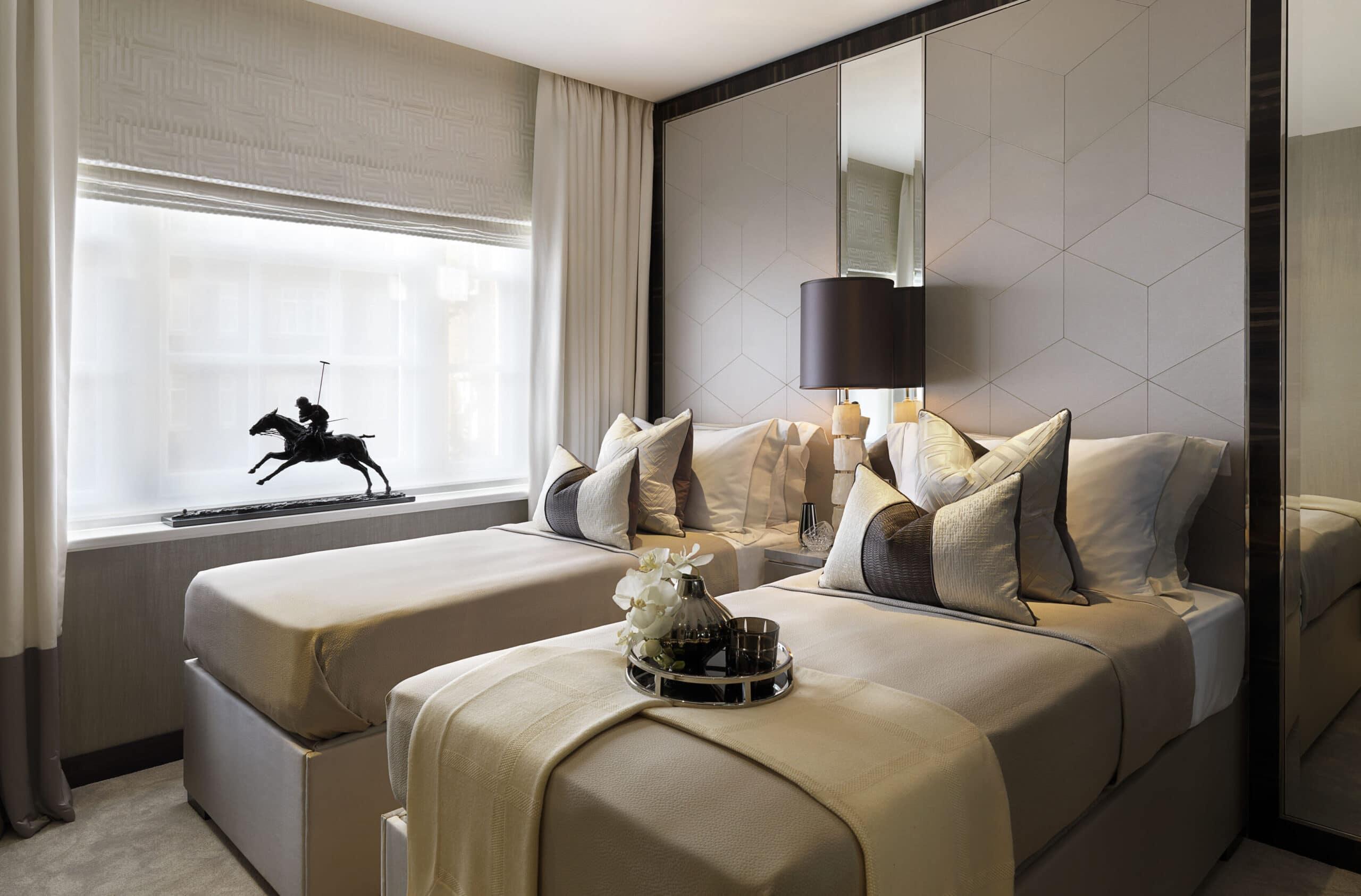 Luxury interior designer grosvenor square london