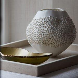 Oceania Porcelain Vase