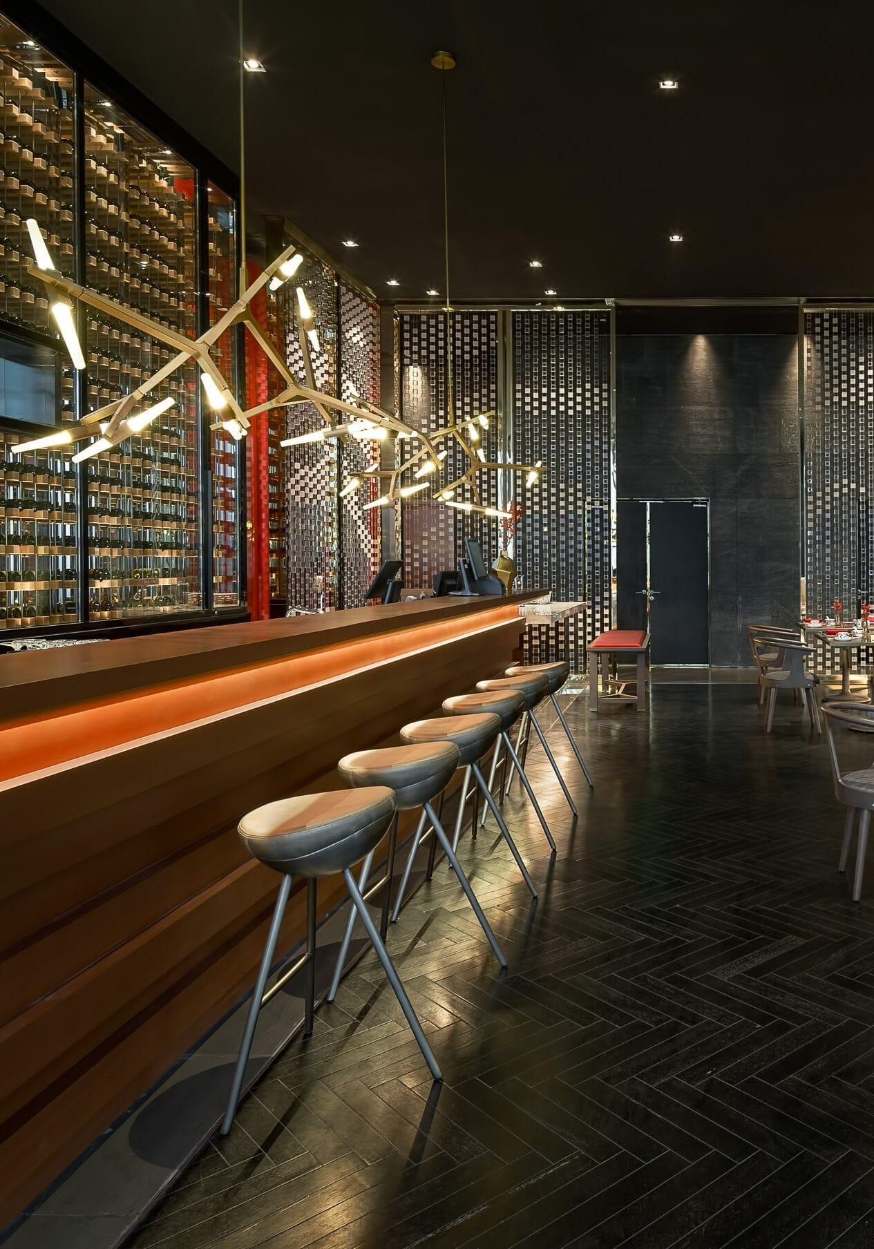 top luxury interior designer china