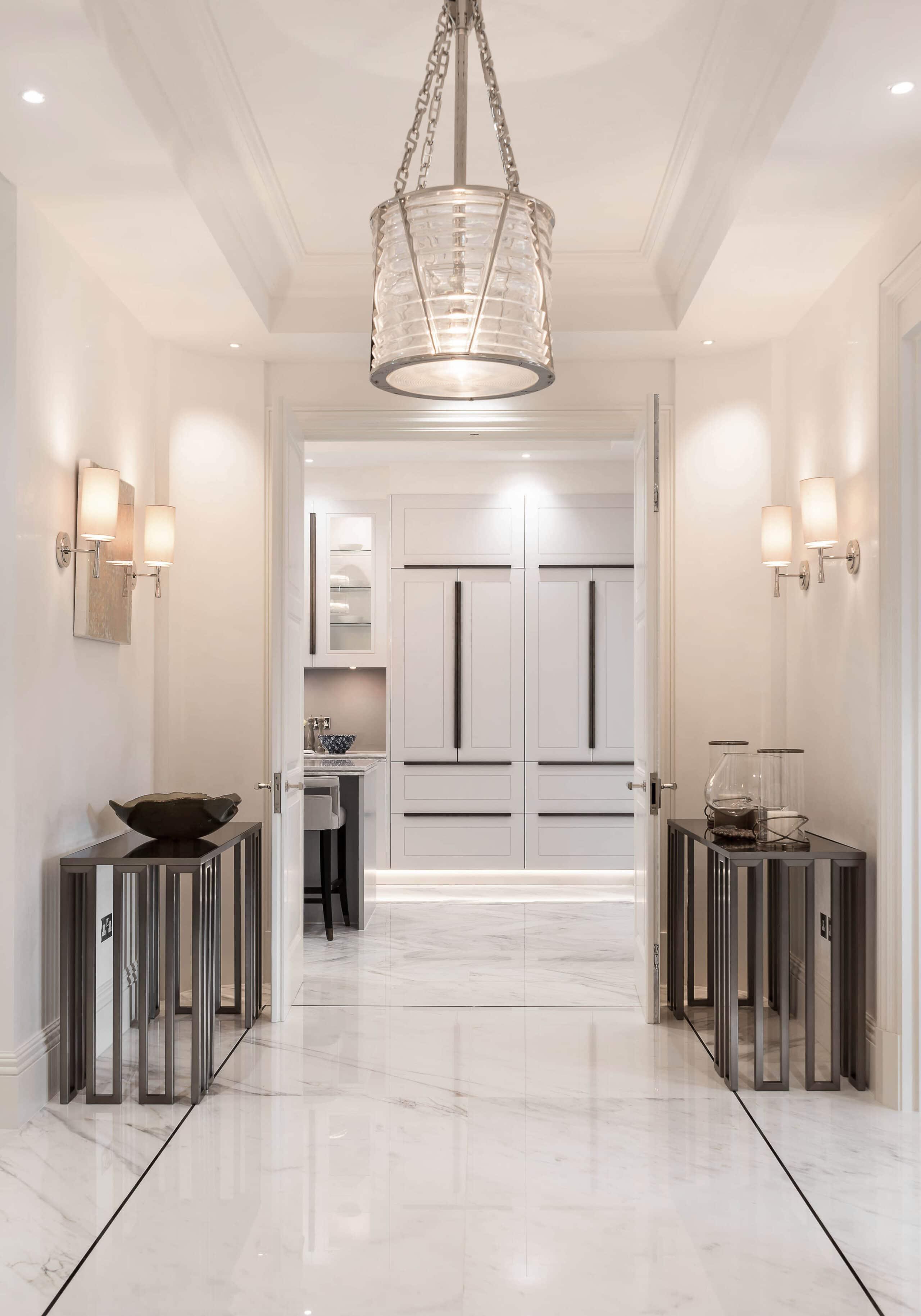 luxury interior design project Rutland