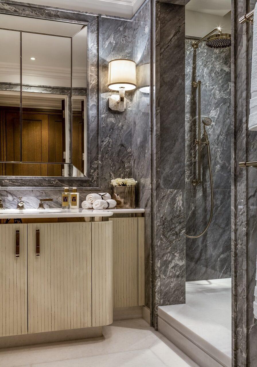 St james' luxury interior design project