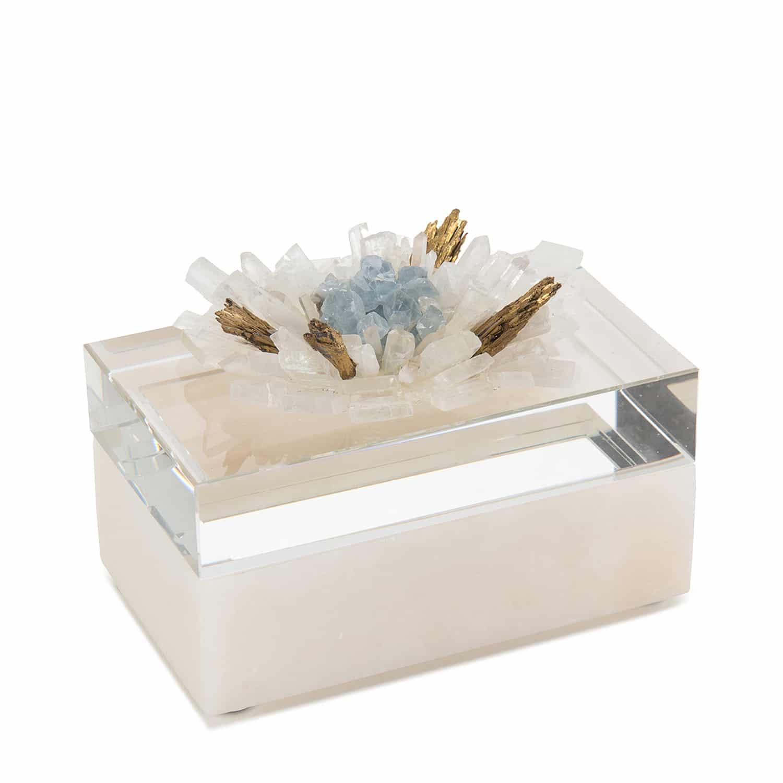Titania Alabaster Box