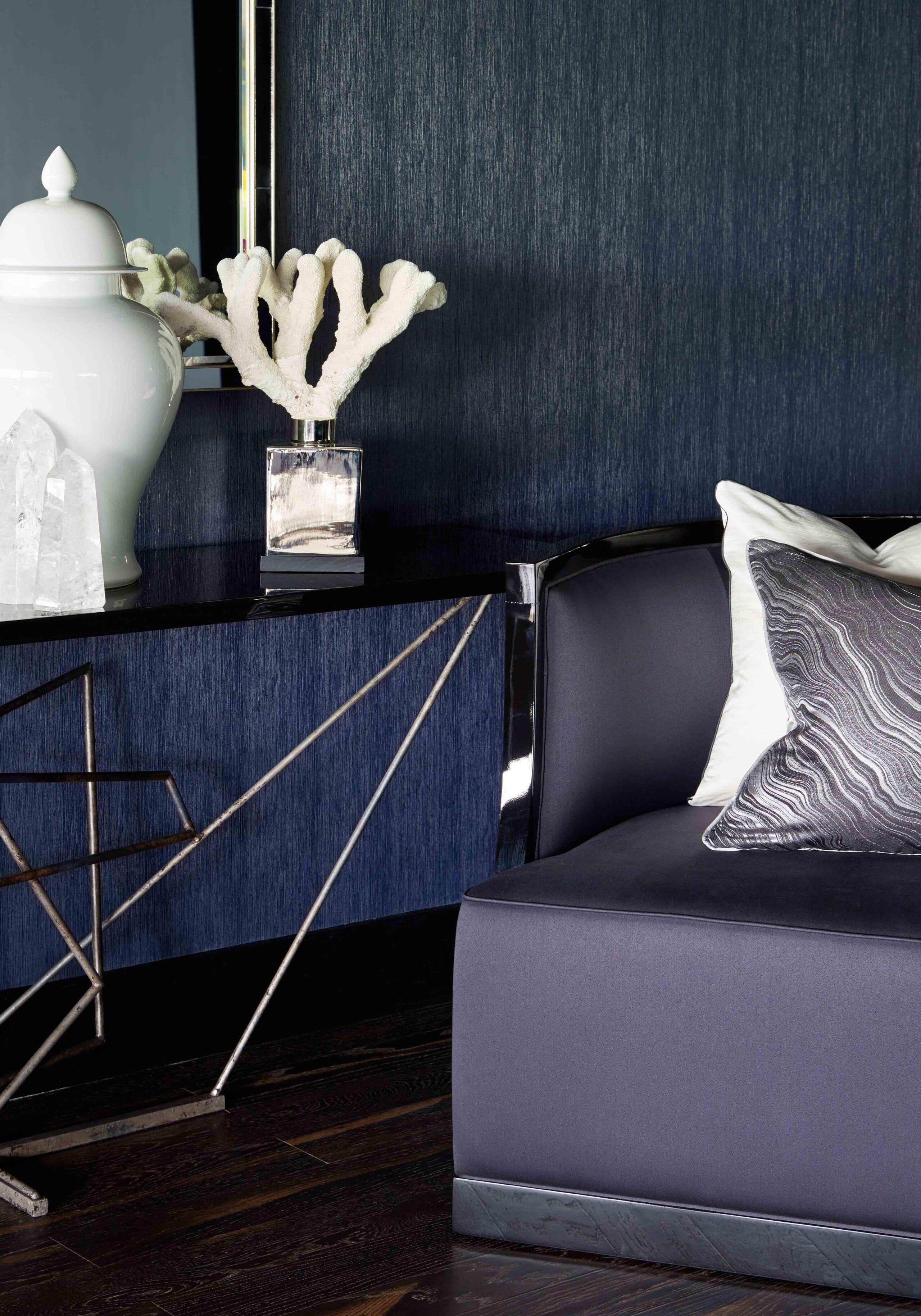 Luxury interior for VIP jet lounge