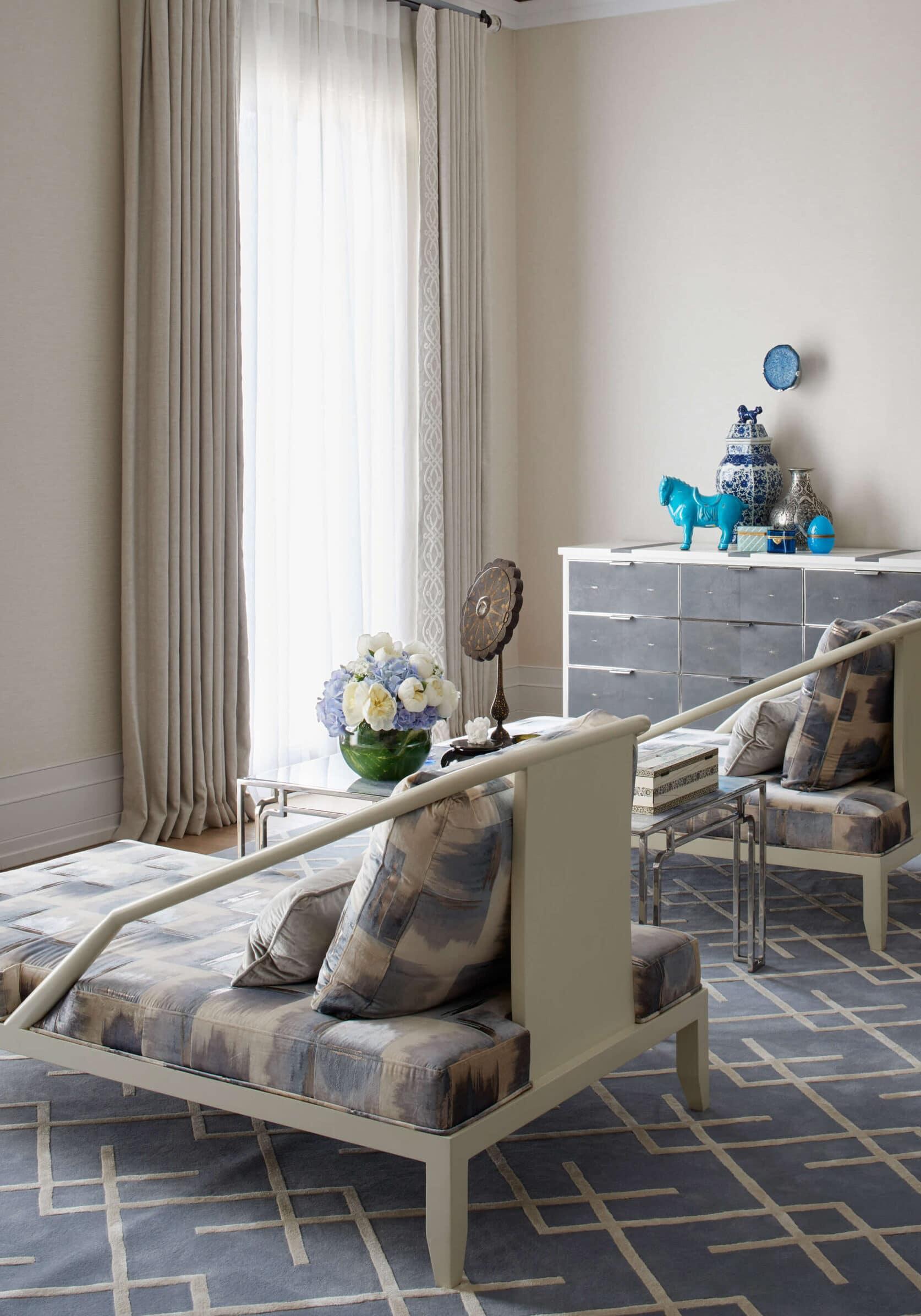 Luxury interior designer Kuwait project