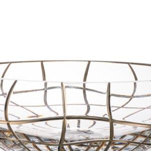 Adelina Crystal Bowl