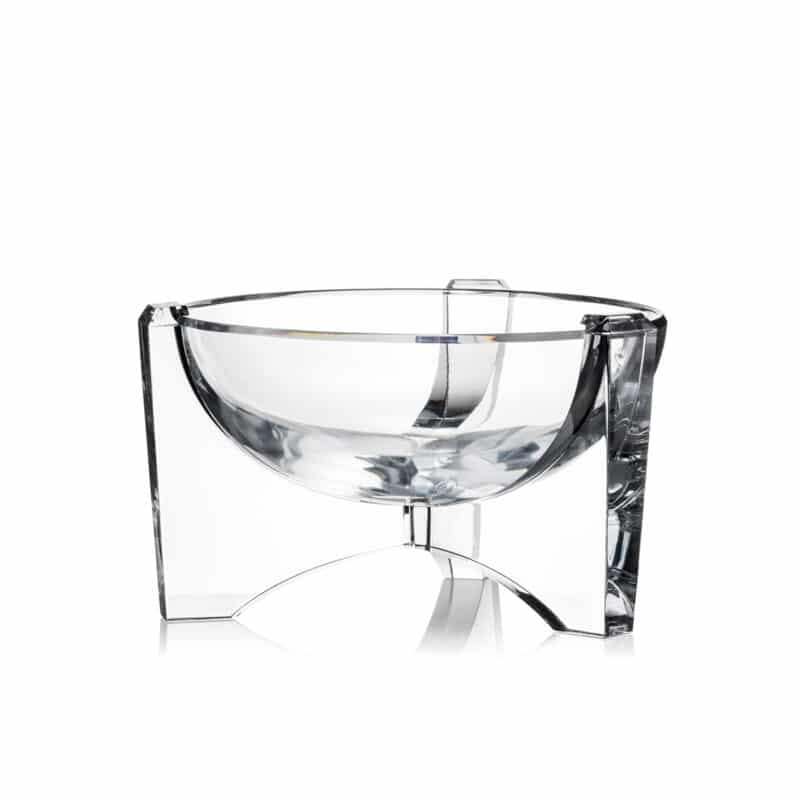 Luxury Handcrafted Crystal Bowl