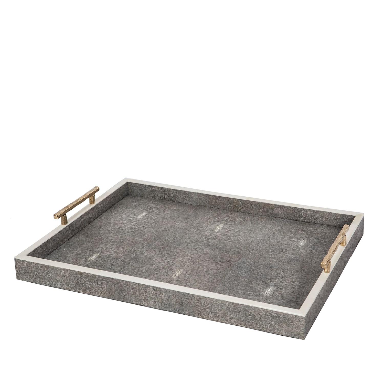 Designer serving tray